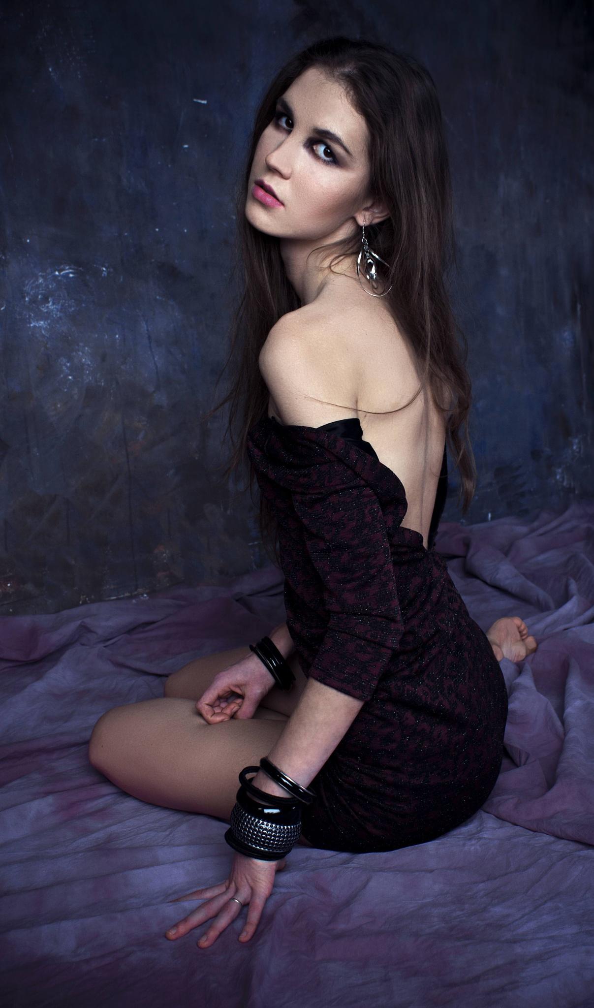 Anna by Anita Lazareva