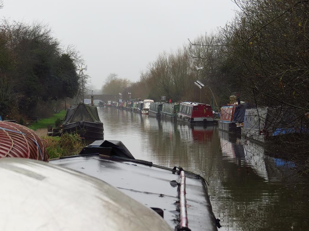 Photo in Travel #narrowboats #boats #canal #waterways #british #rural