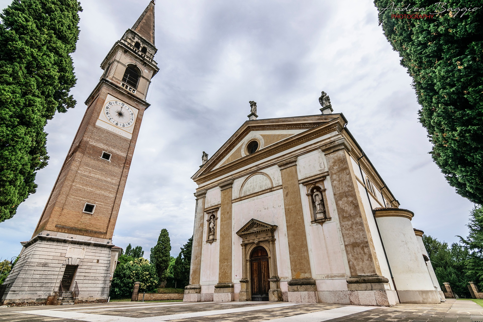 Chiesa di Santa Maria In Colle by Andrea Baggio Photography