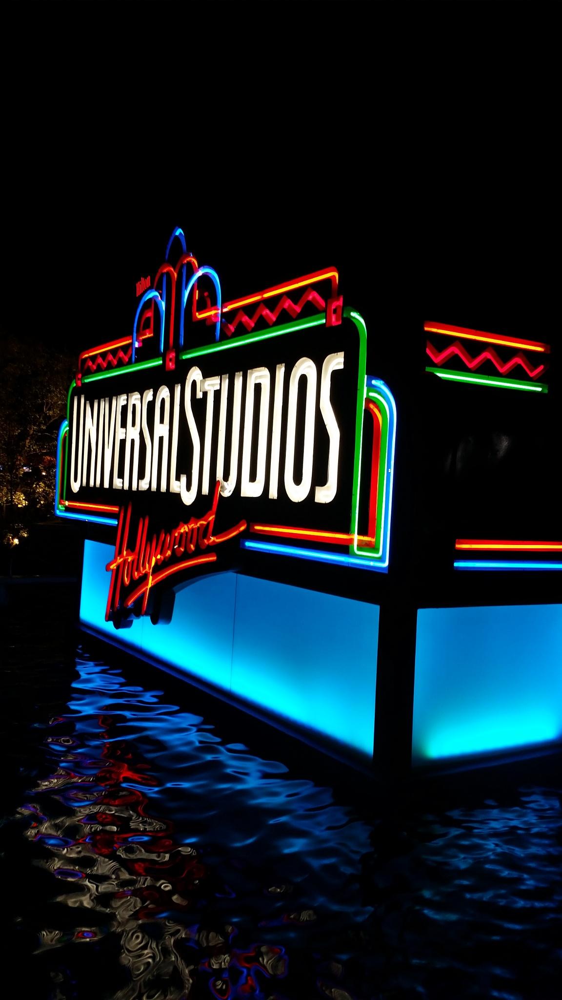 Hollywood nights. by Matt Thomsen