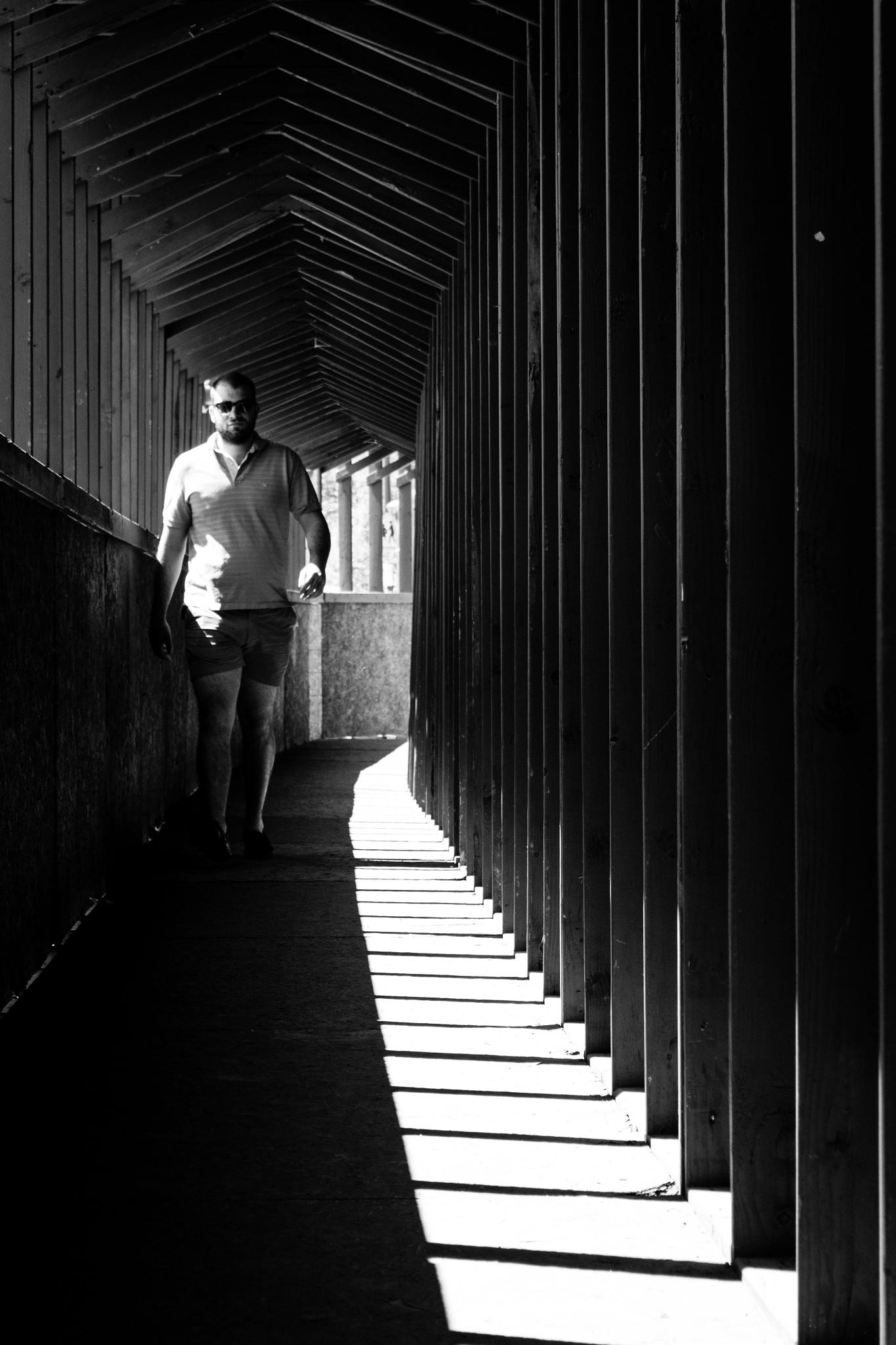 catwalk by Jeff Tidwell