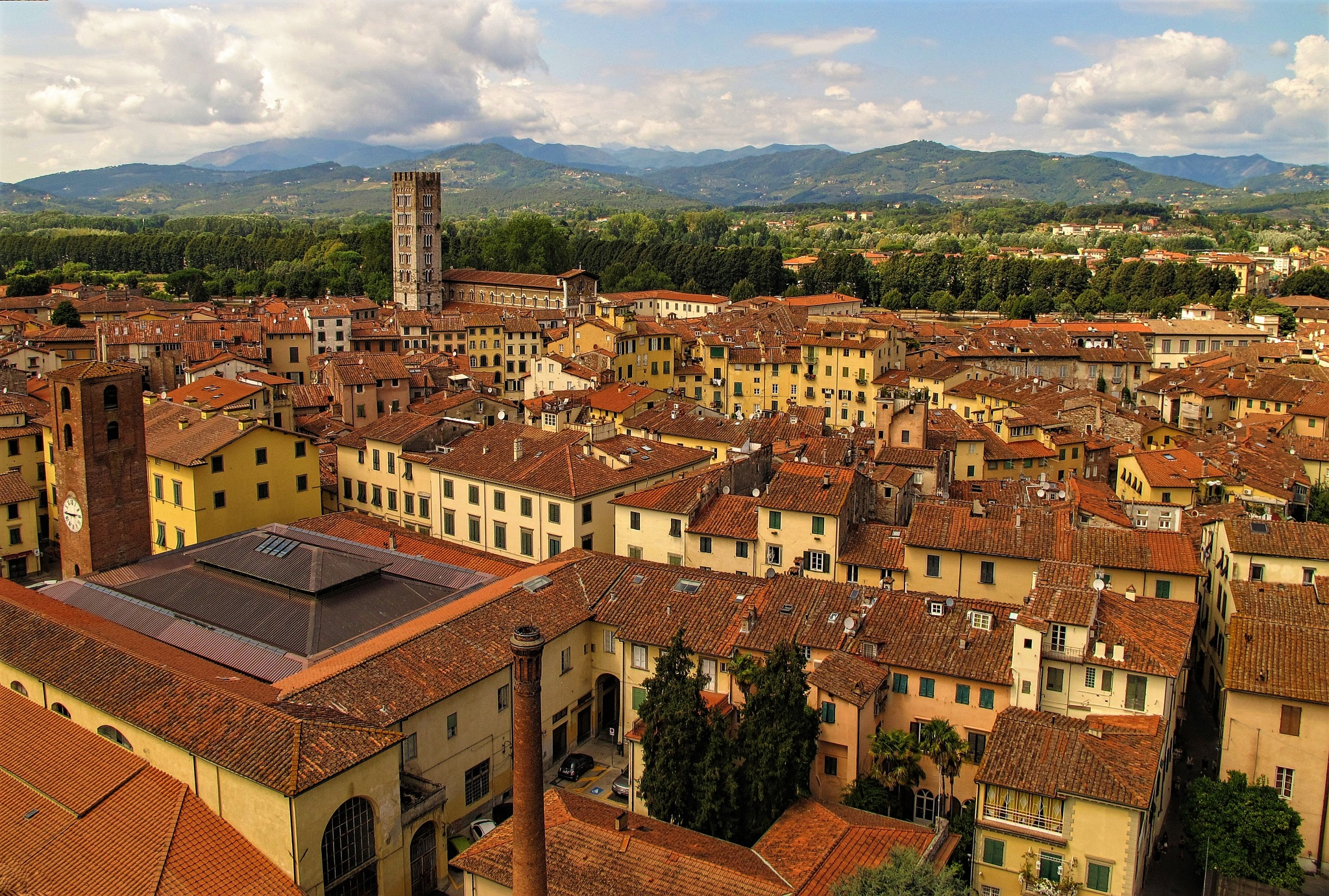 Lucca by Francesco Abate