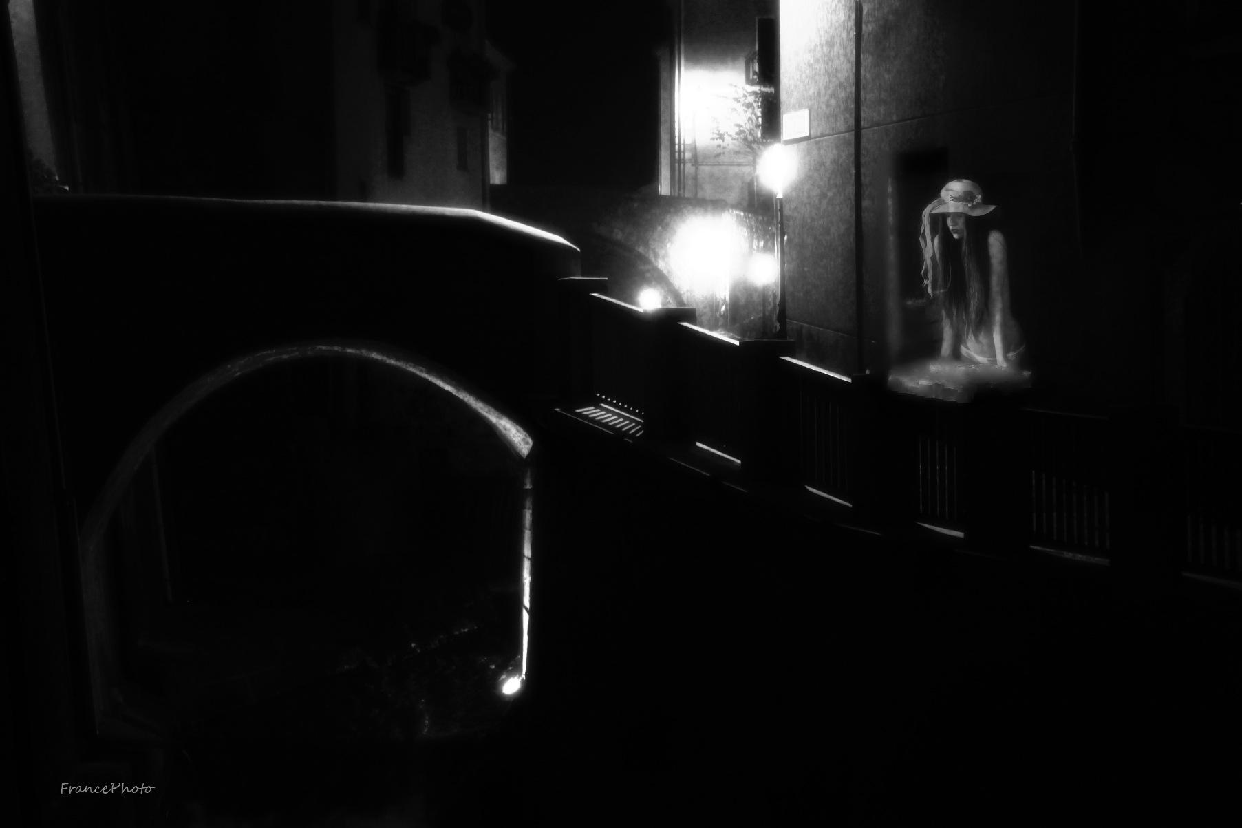 My beautiful ghost by Francesco Abate