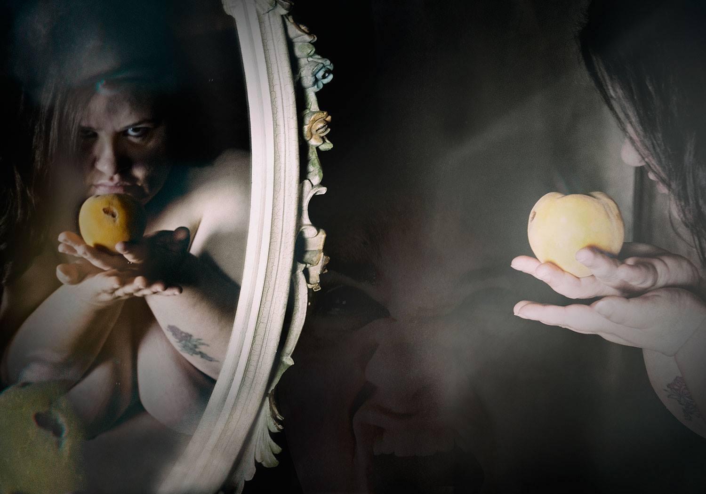 Specchio delle mie brame by Assilem_Ozzehg
