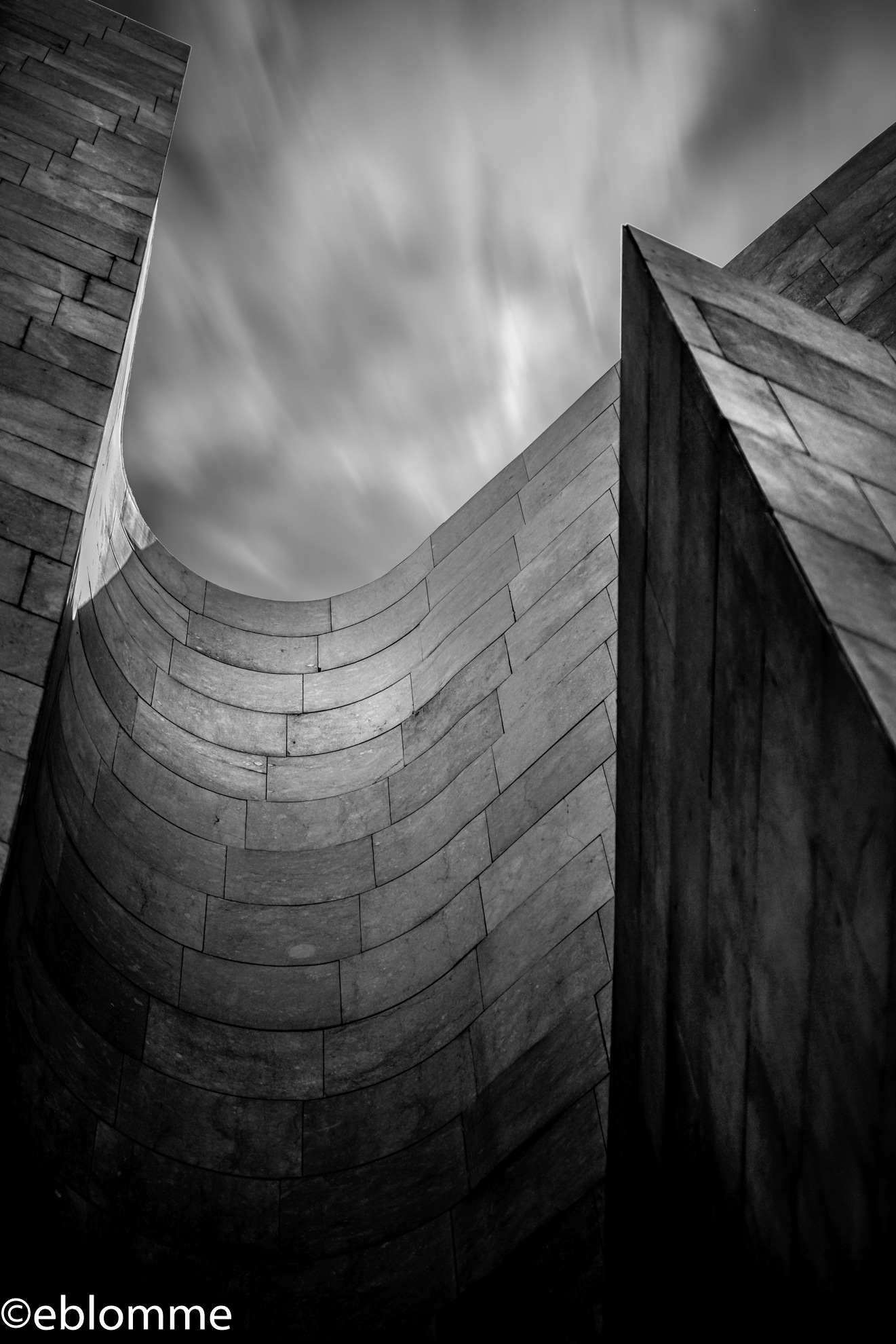 museum in Bilbao by Els Blomme