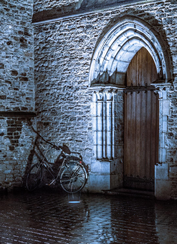 rain by Els Blomme