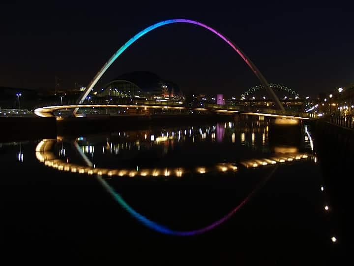 millennium bridge  by Garry Stafford