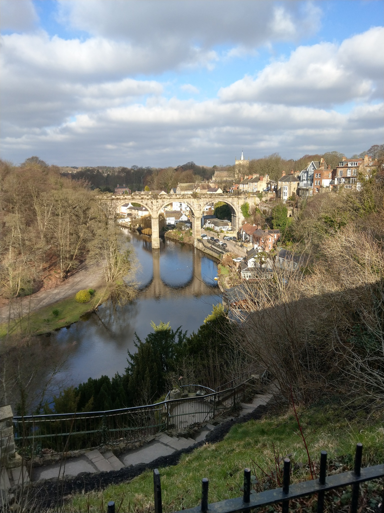 Knaresborough by Dave Brown