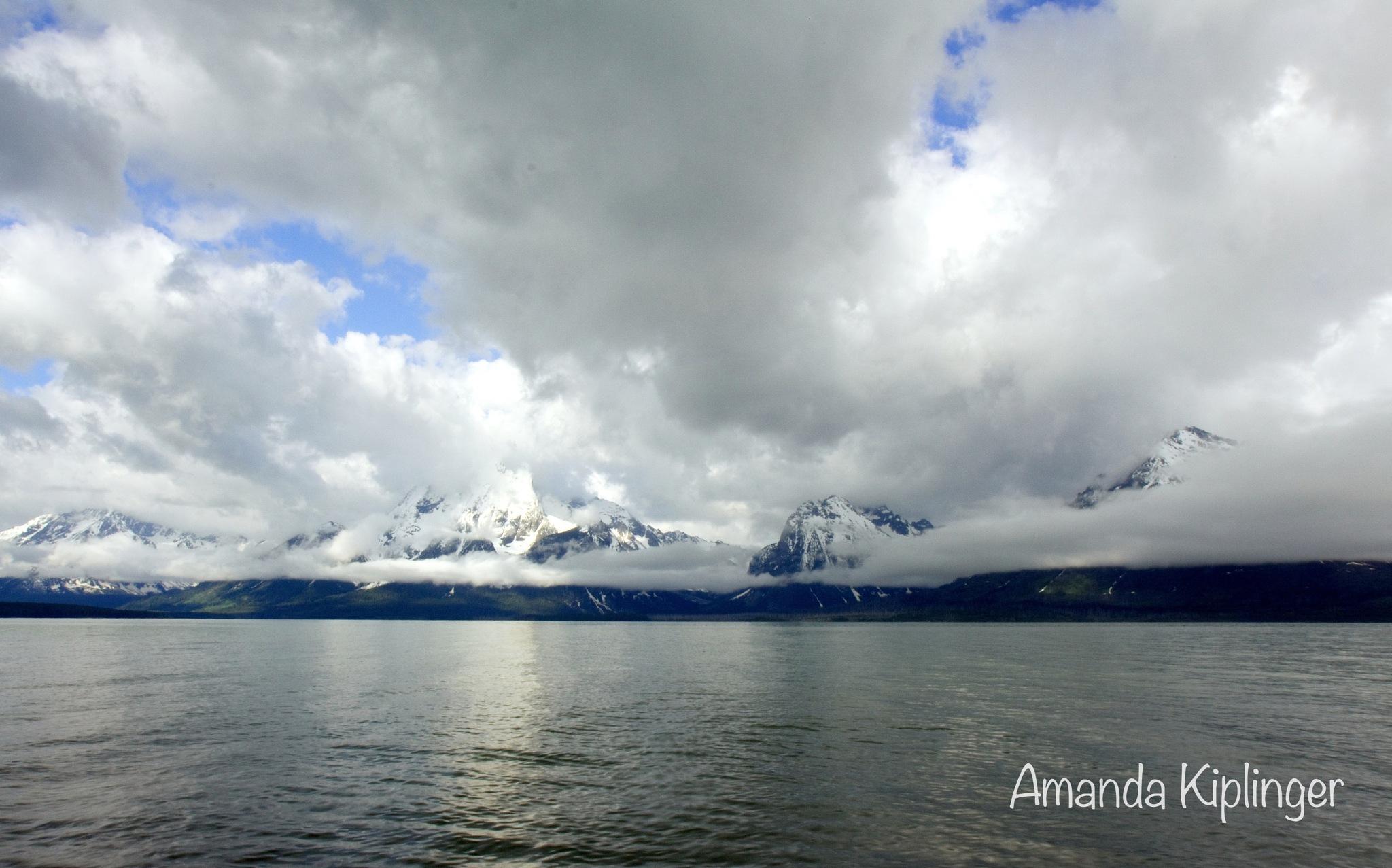 The Clouds Above by Amanda Kiplinger