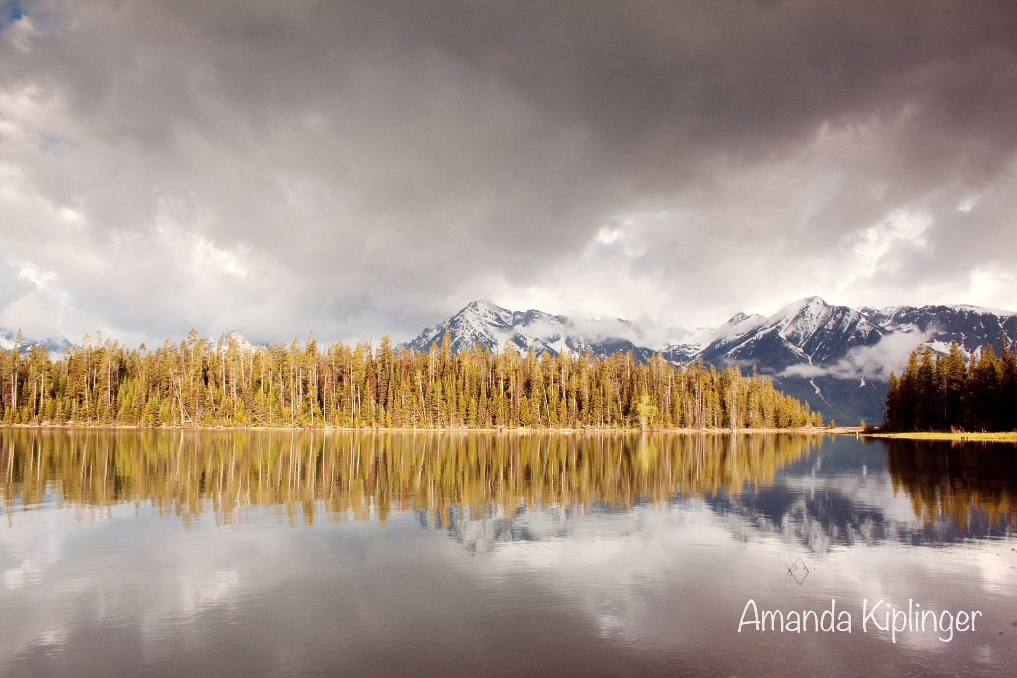 Clouds Moving In by Amanda Kiplinger