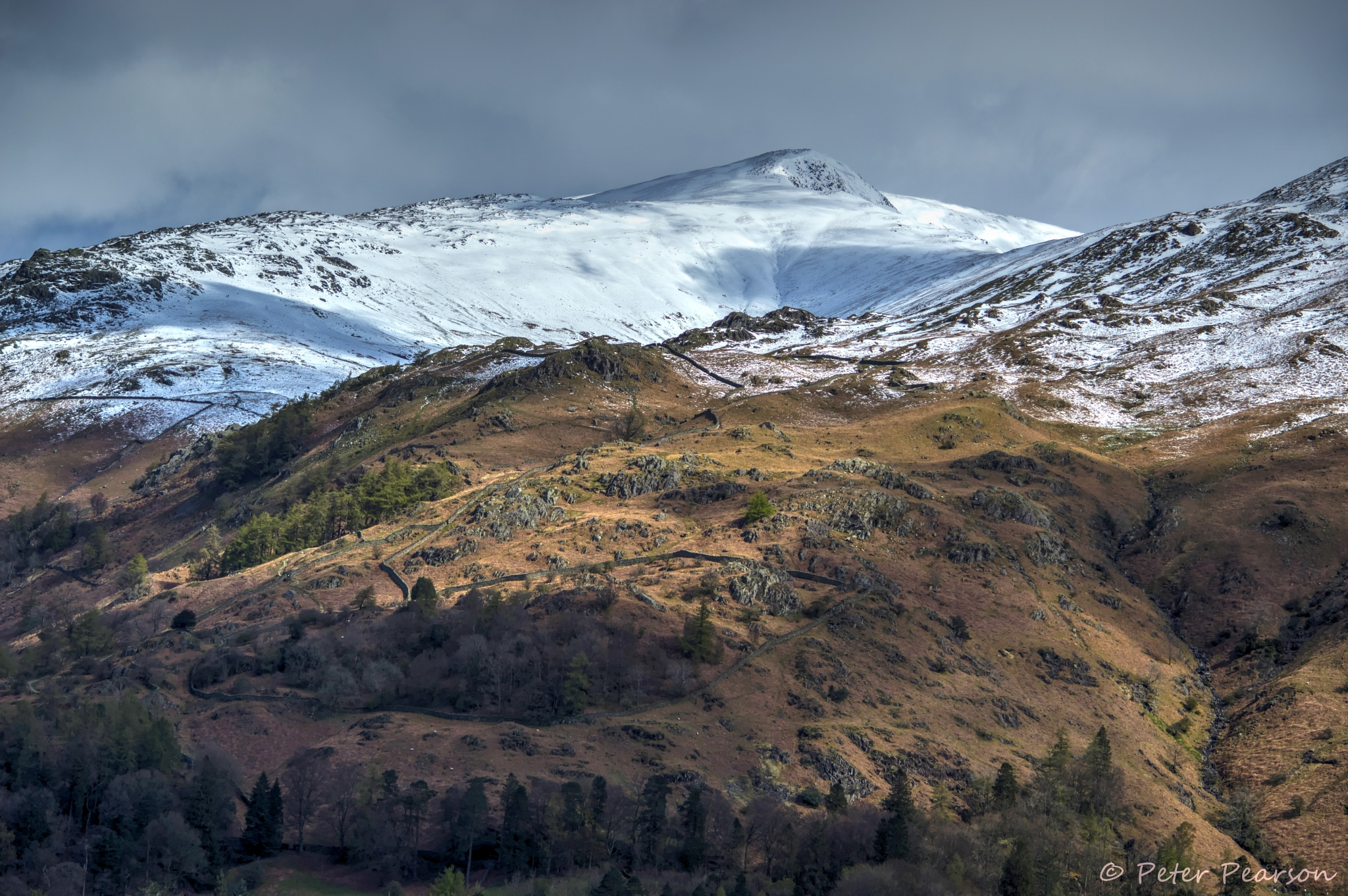 View from Loughrigg by Wizard