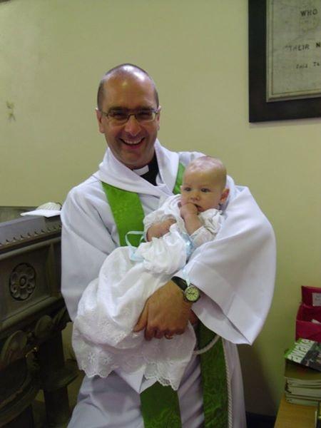Sons christening  by Bassjakka