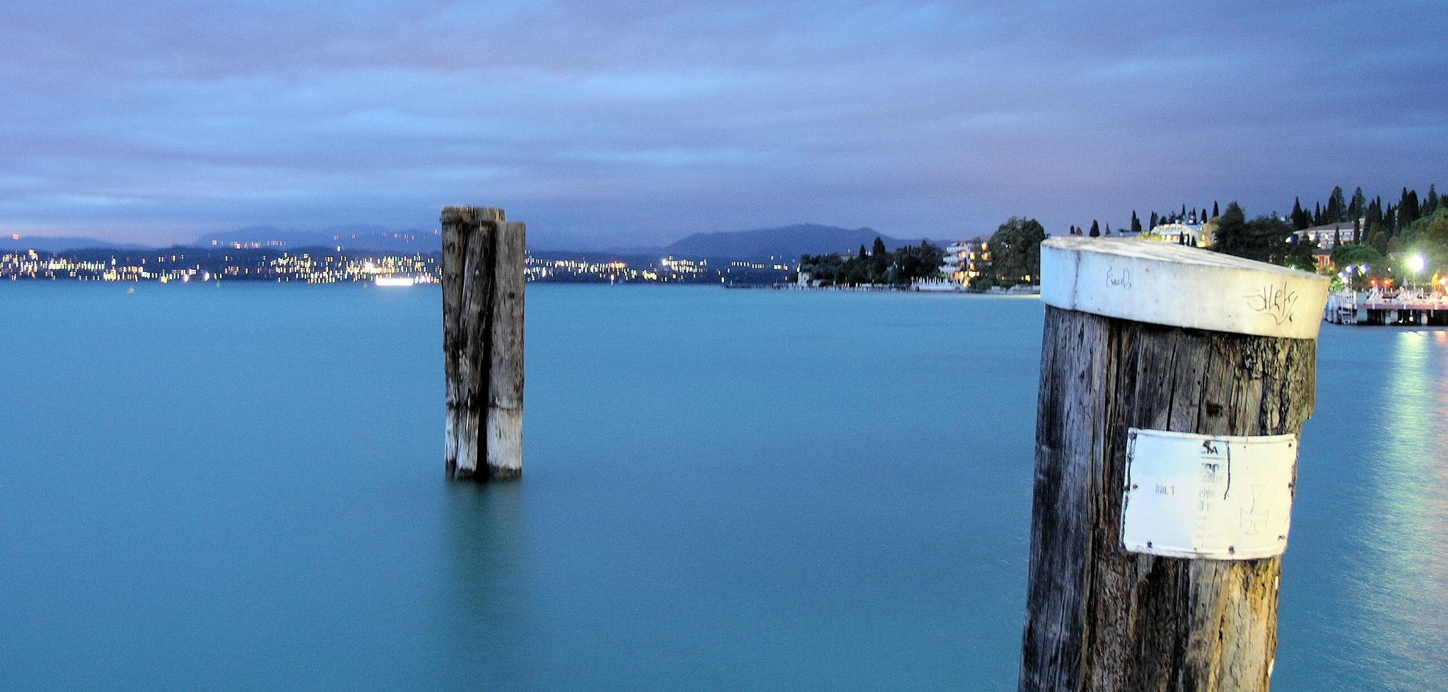 Photo in Travel #lake garda #italy #13 seconds