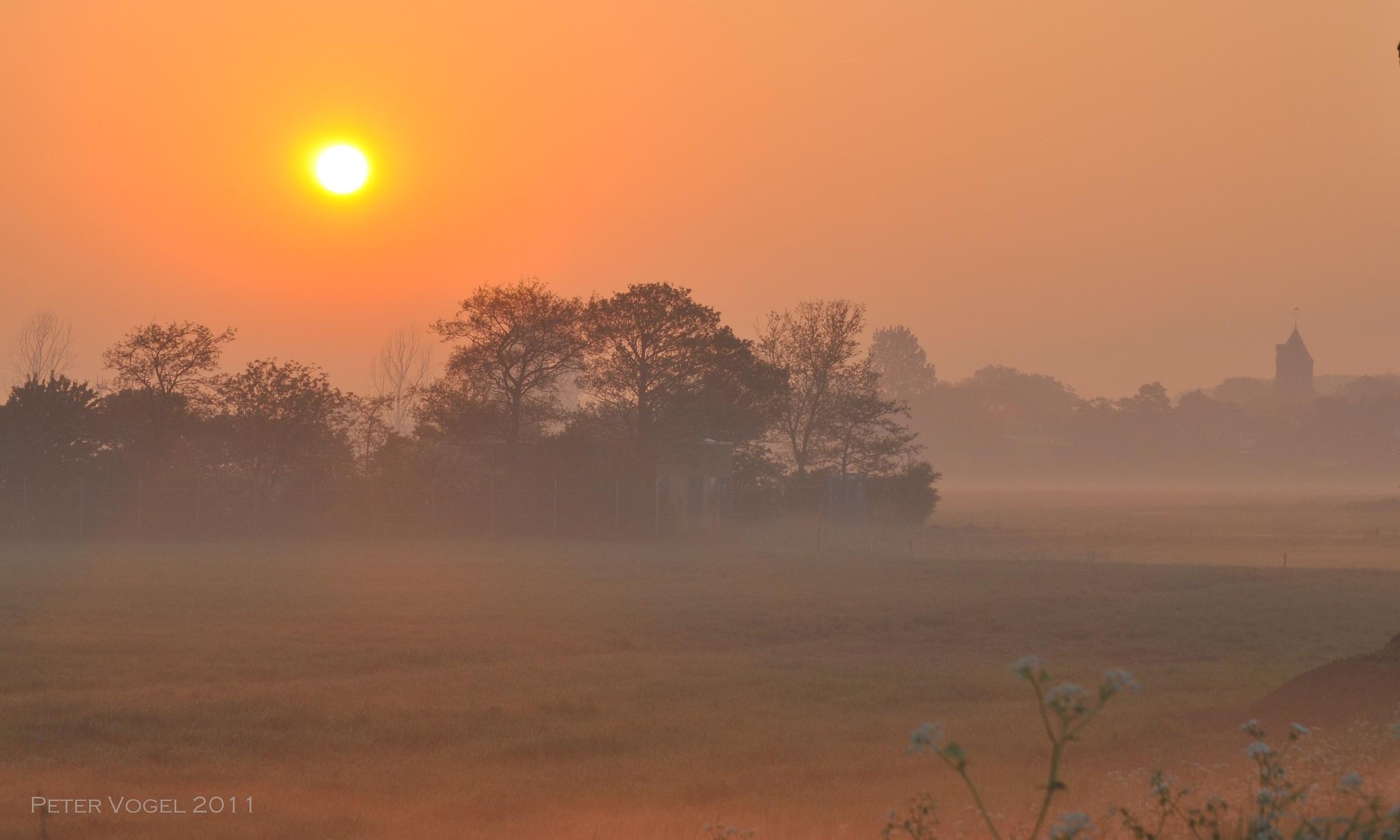 Sunrise by Peter Vogel