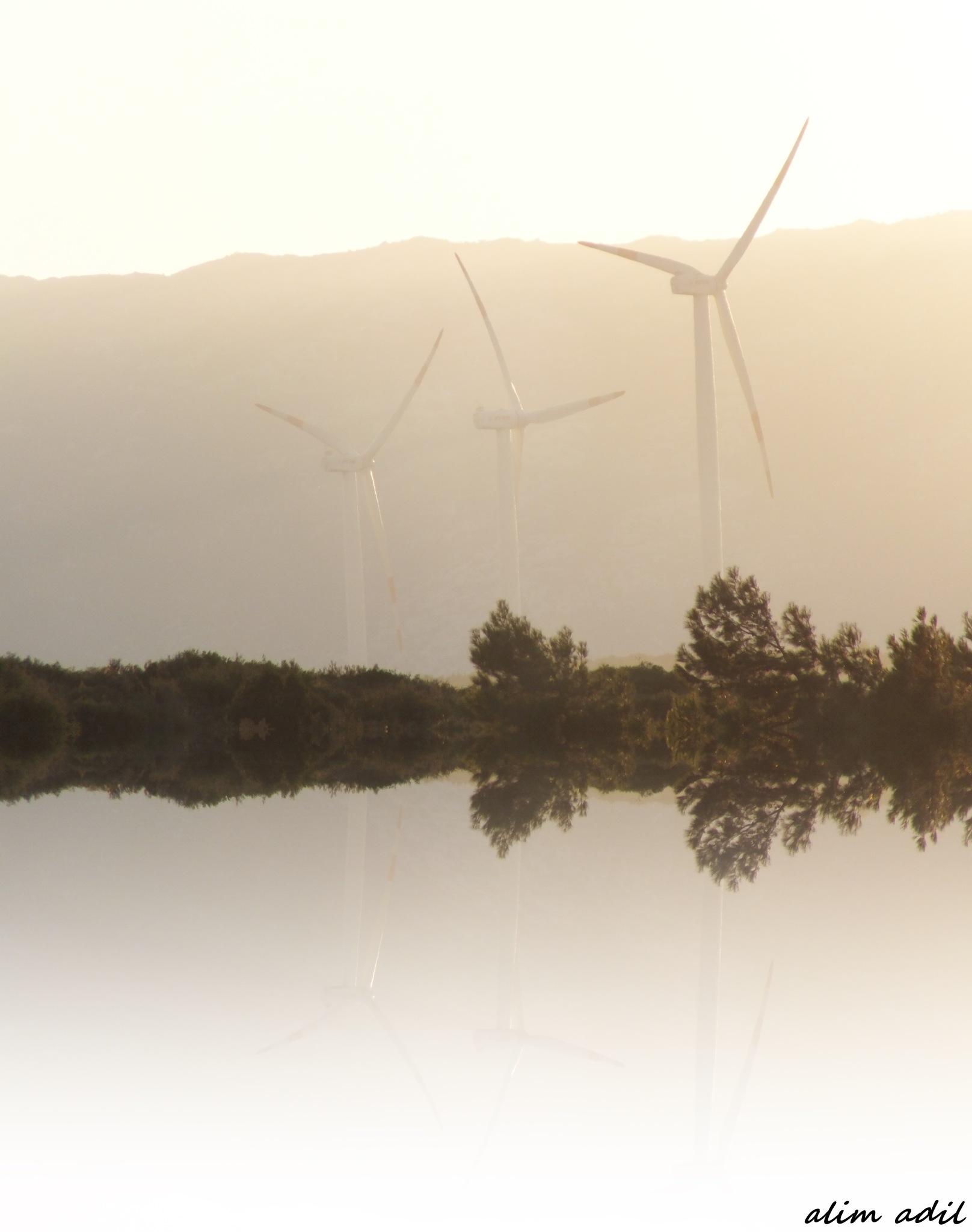 wind turbine 5 by alim adil