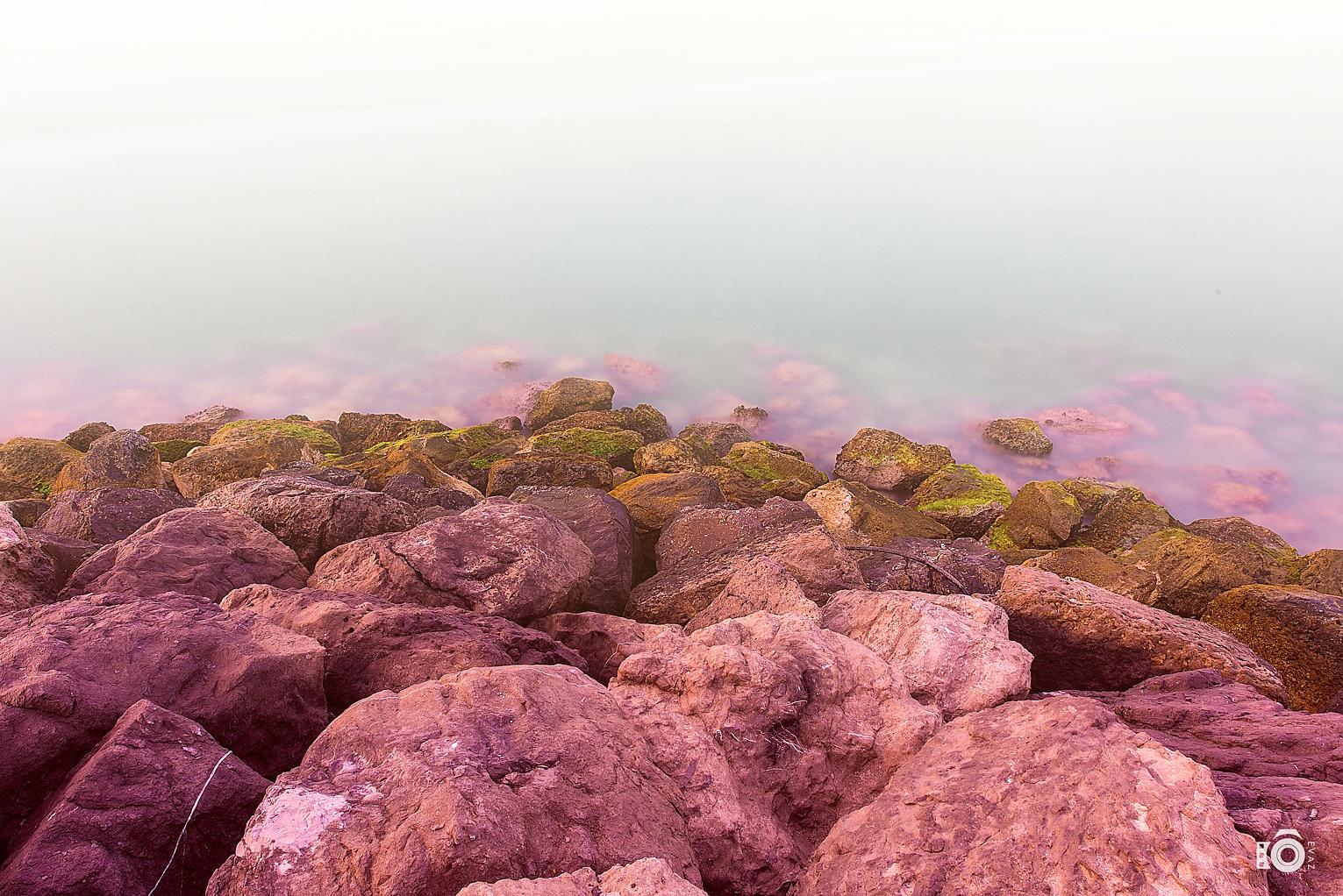 Photo in Random #water & rocks #break water