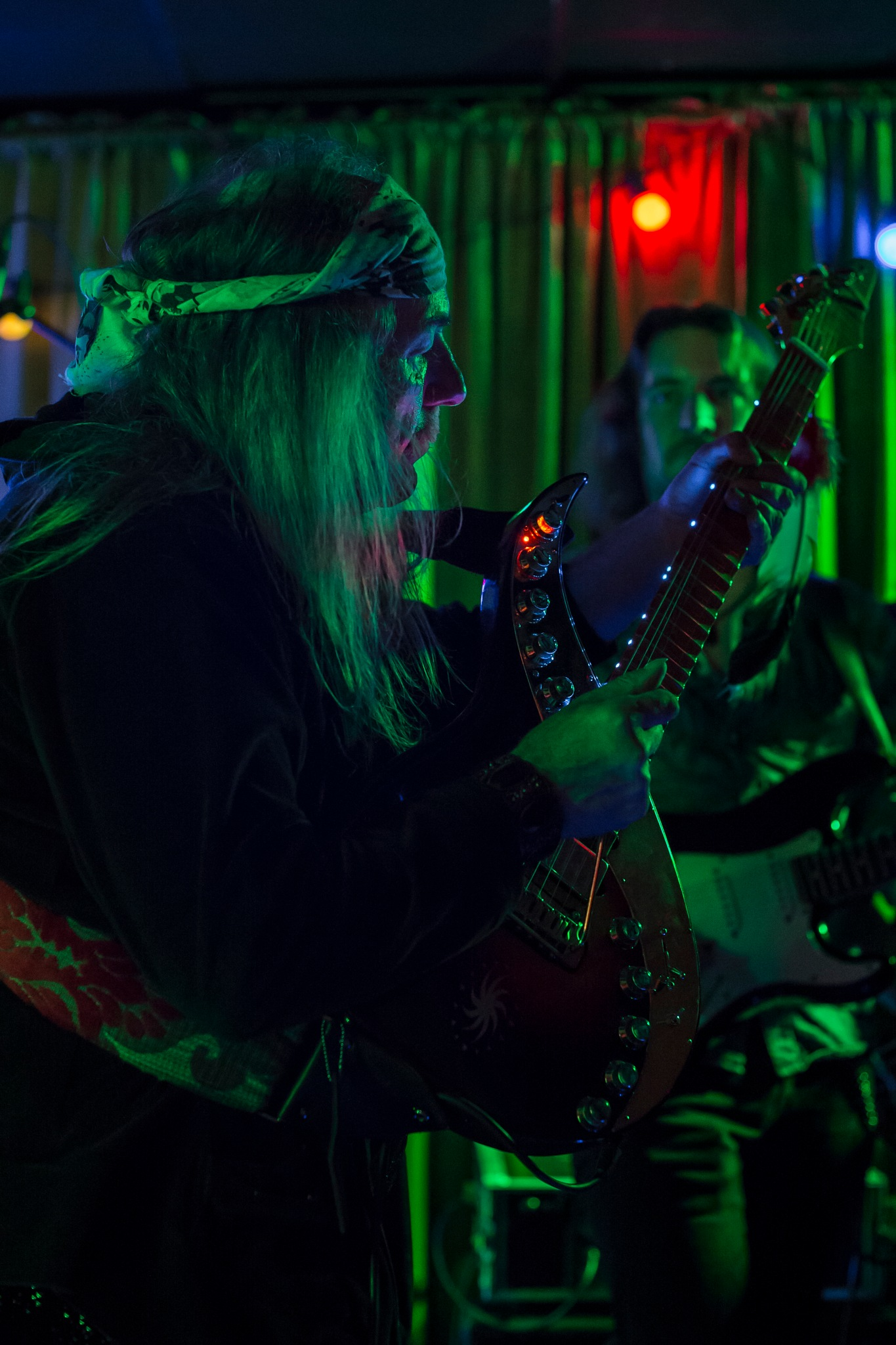 Uli Jon Roth at Geronimo FTG! by Harleybroker