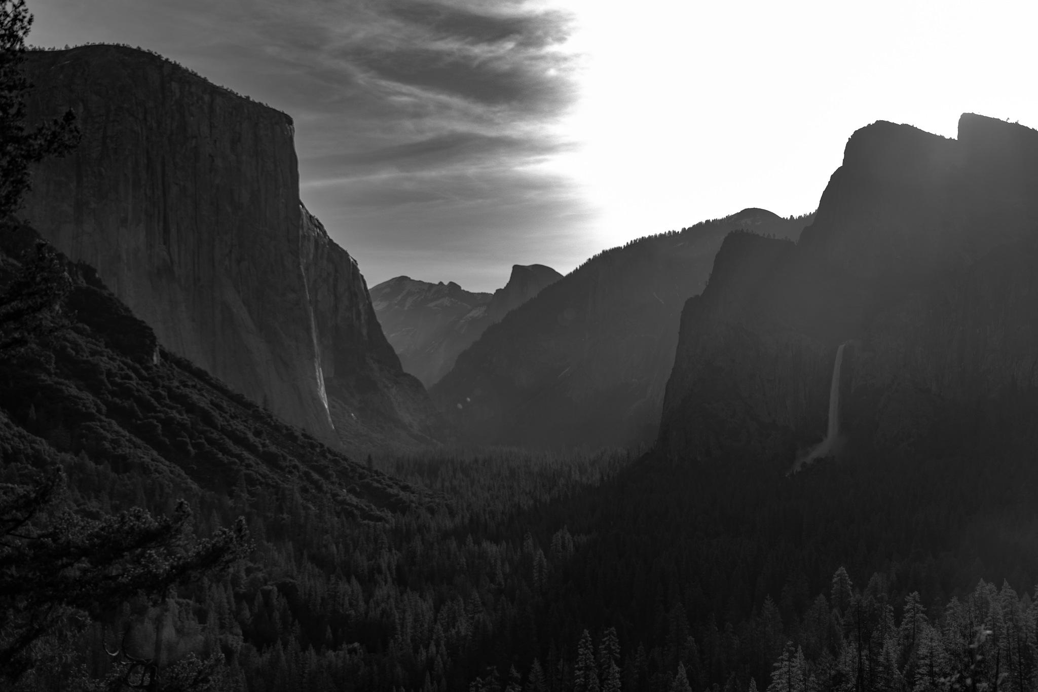 Yosemite wilderness by Harleybroker