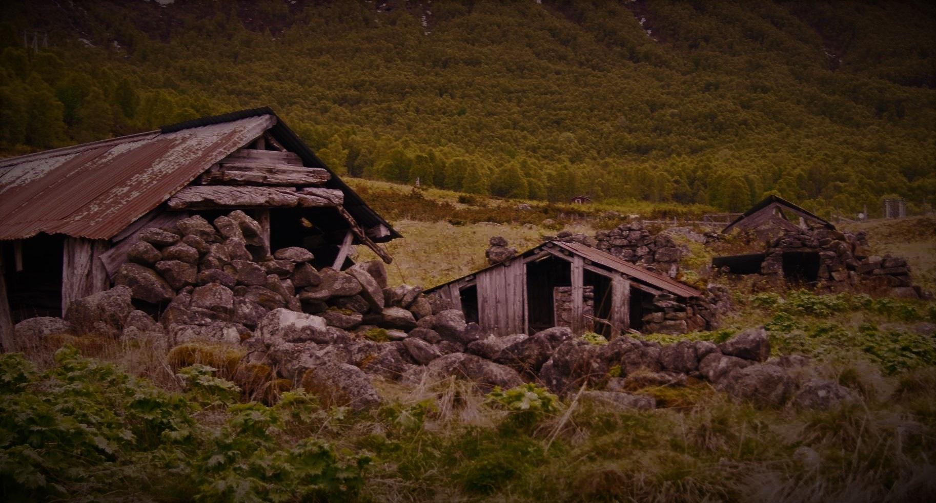 Memories of the past by Hege Konstance Hansen
