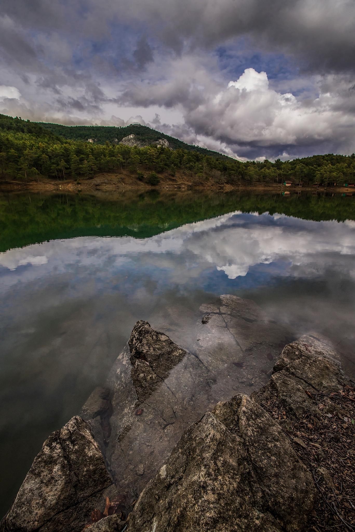 Boraboy Lake by Ali Niyazi BOZKURT