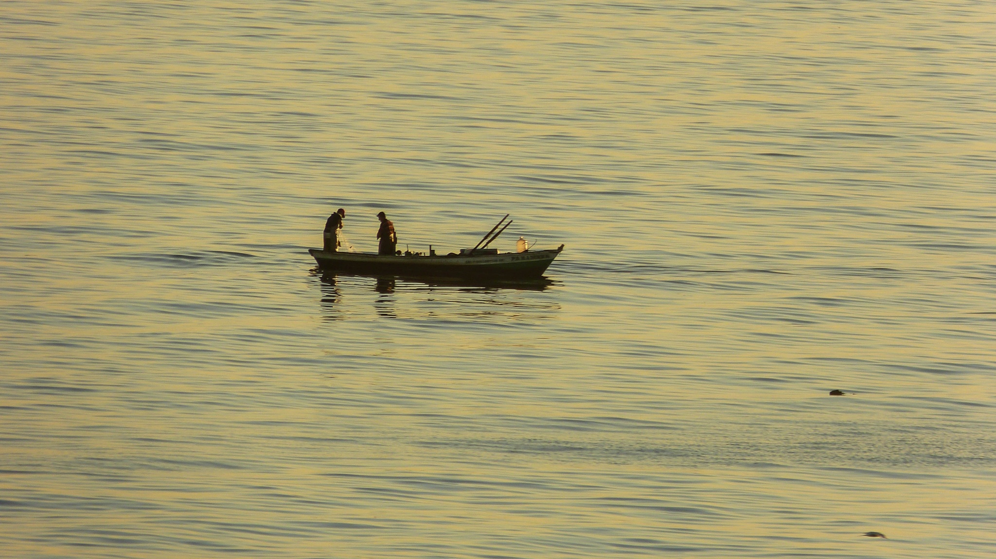 Time to fish by Glauco Rezende