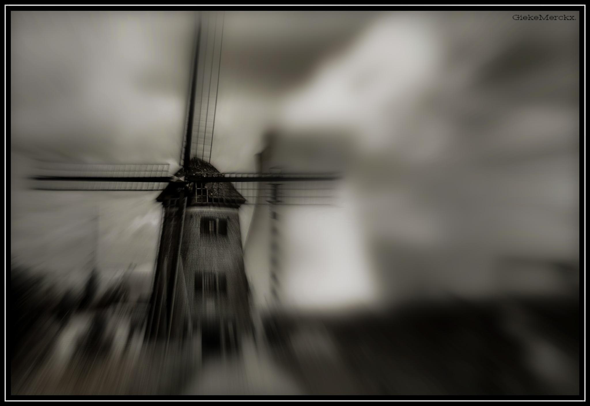 The Forgotten City : Doel...Belgium. by GiekeMerckx