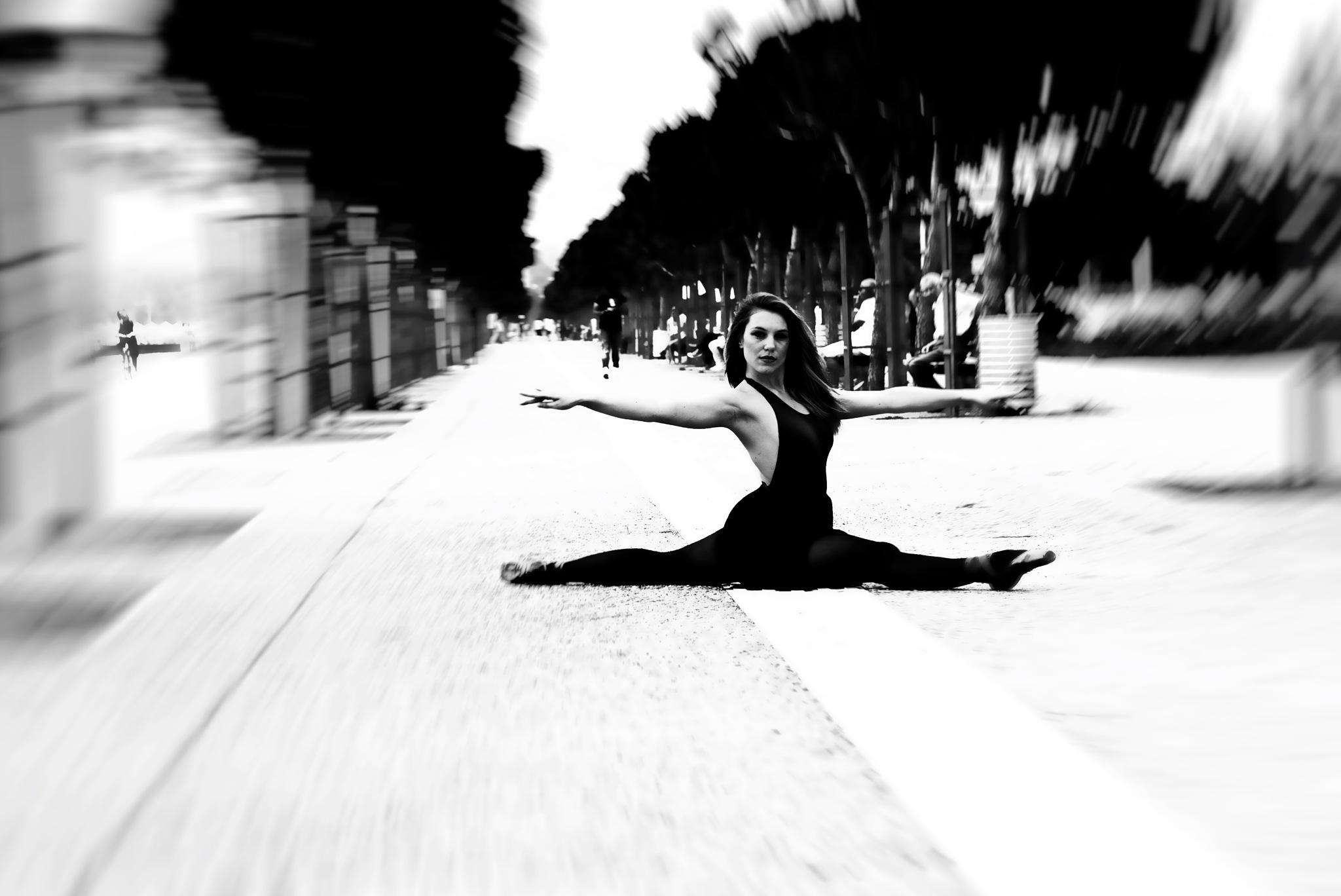 dancer by fractal