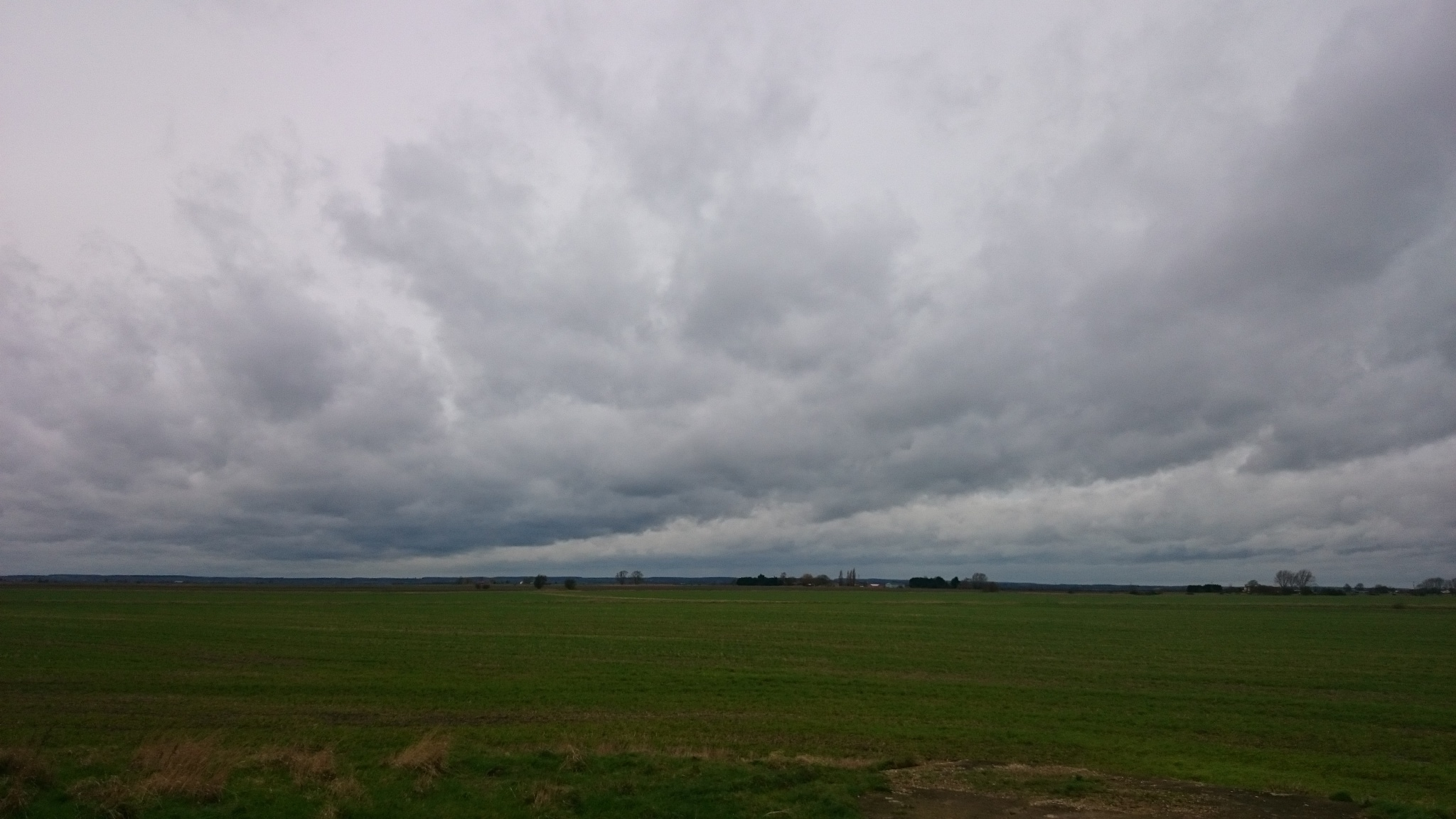 Cloudscape  by Jon Brooke-Langham
