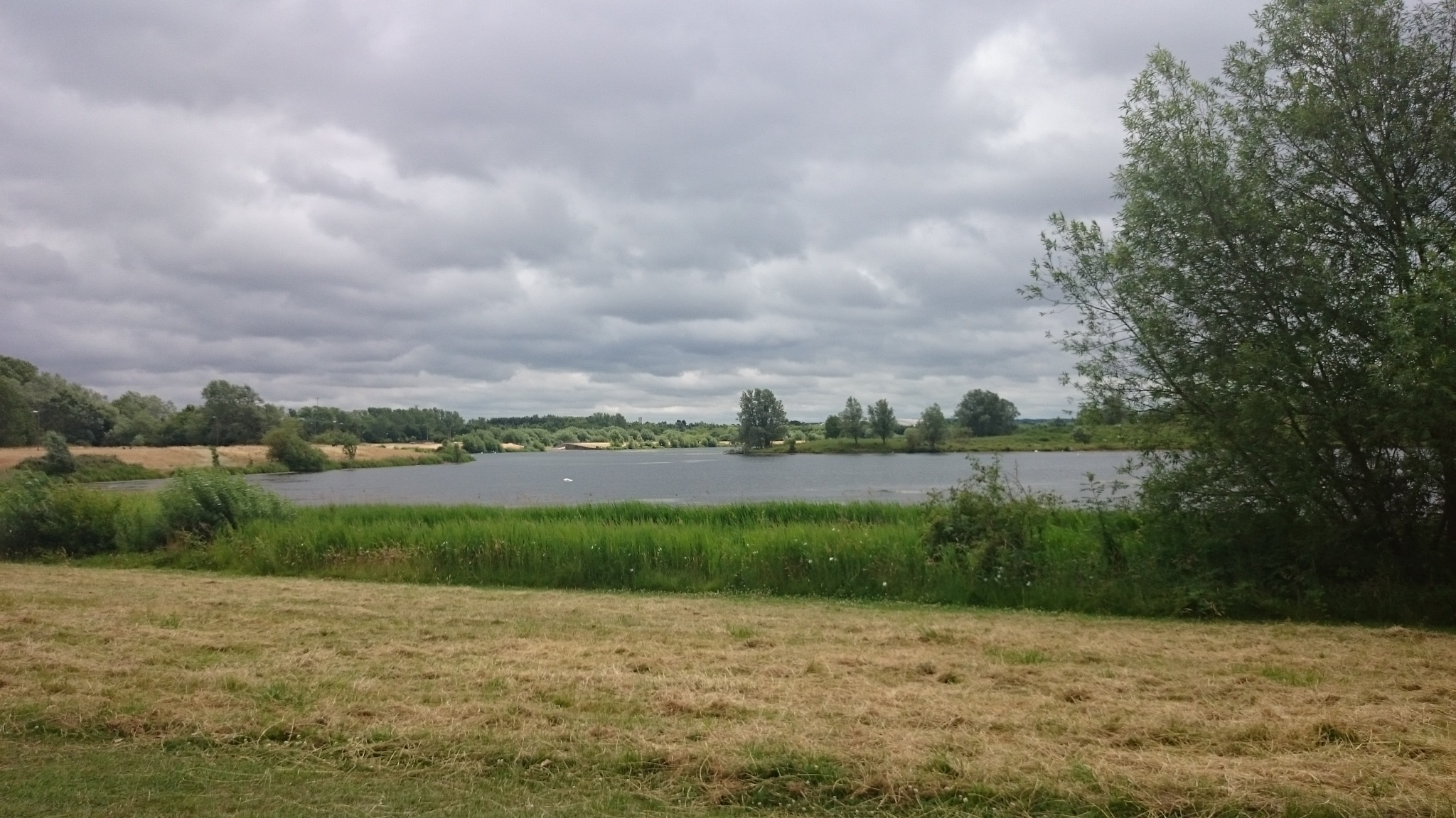 Lake View  by Jon Brooke-Langham