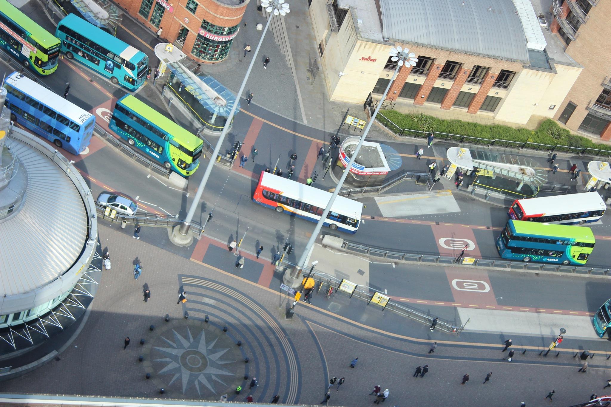 Radio City Views (9) by Jon Brooke-Langham