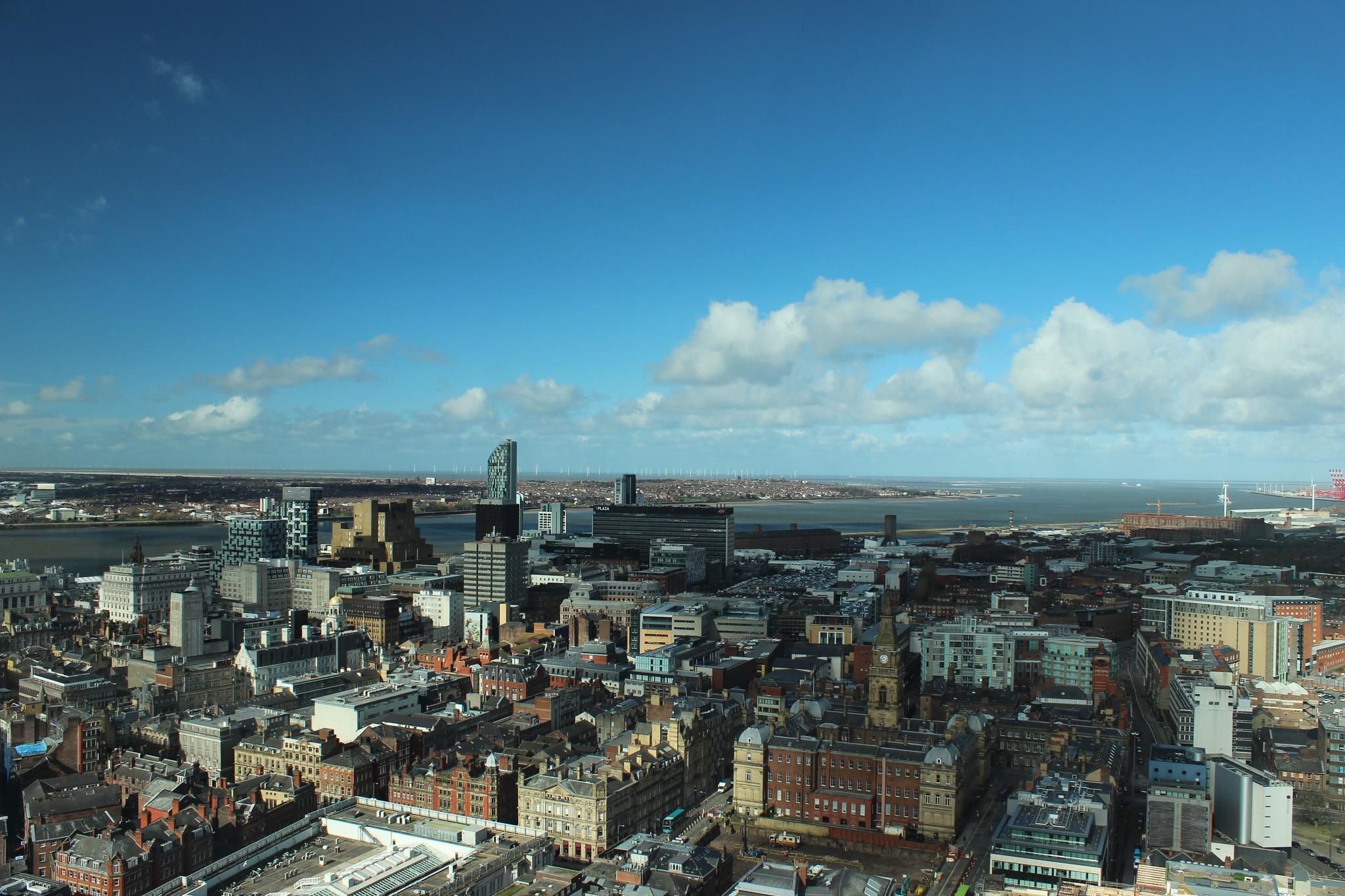 Radio City Views (2) by Jon Brooke-Langham
