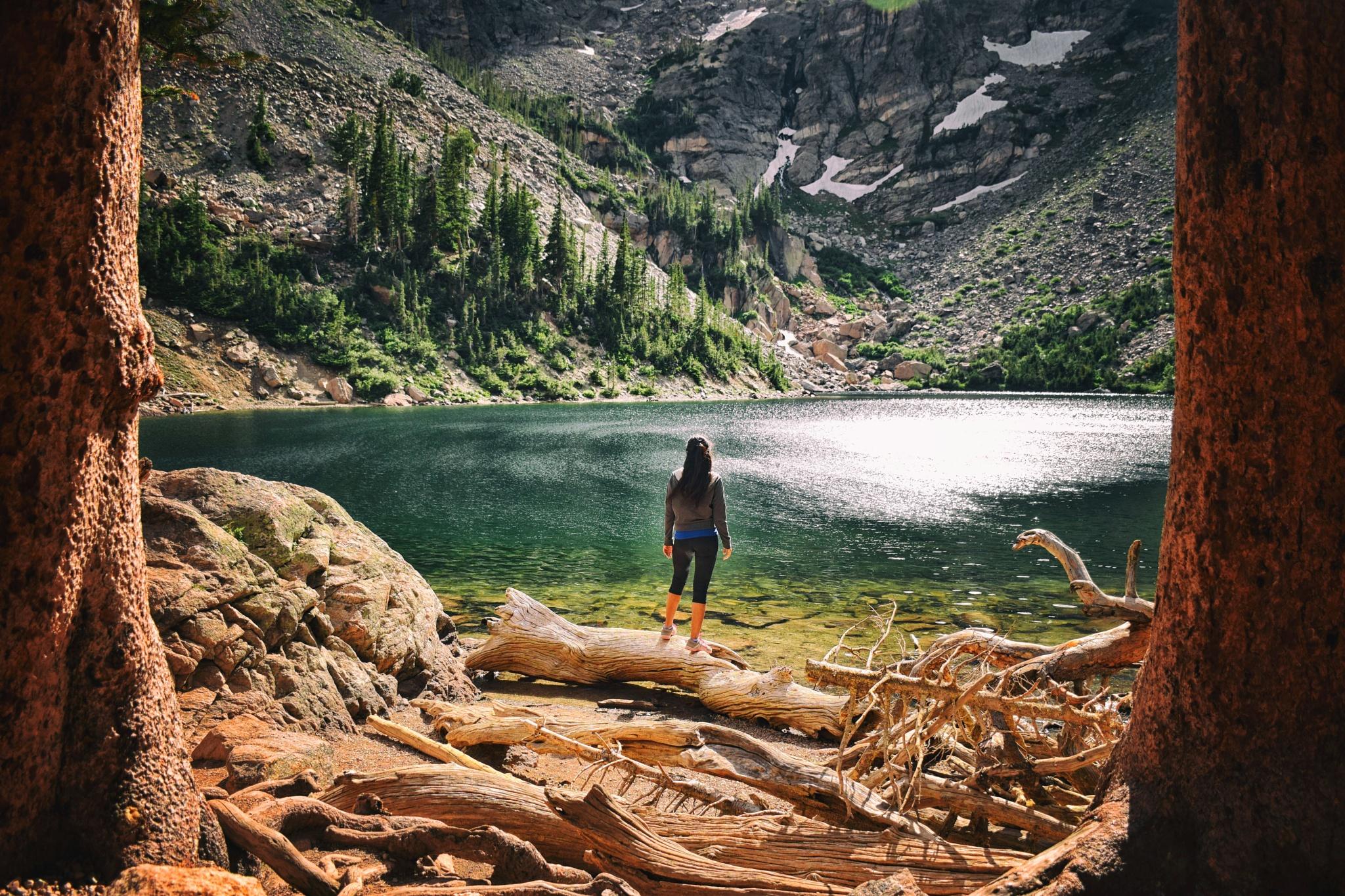 Emerald Lake by Neel