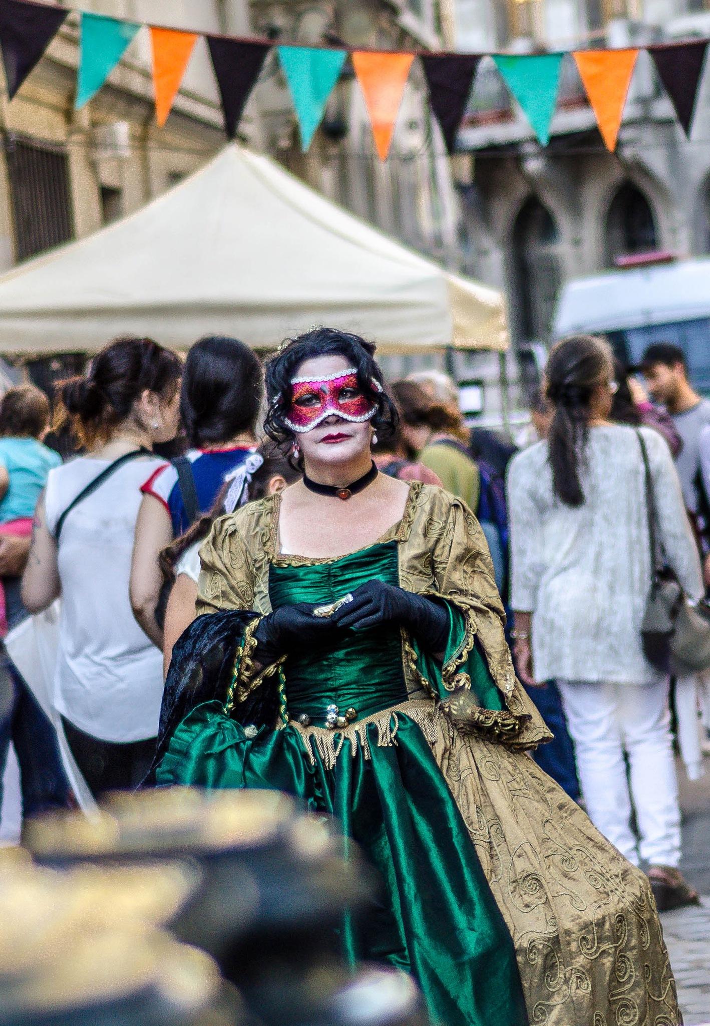 Fiesta de Máscaras by jotazelada