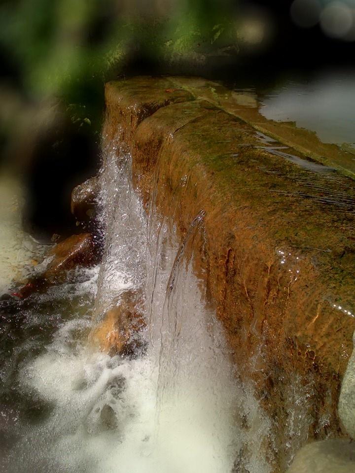 Water fall. by Goldangel Andreea