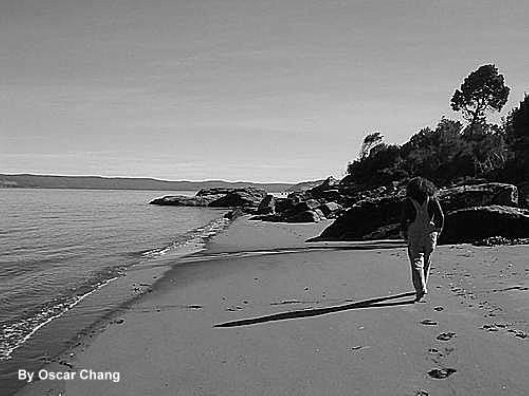Playa de Laitec by Oscar Chang