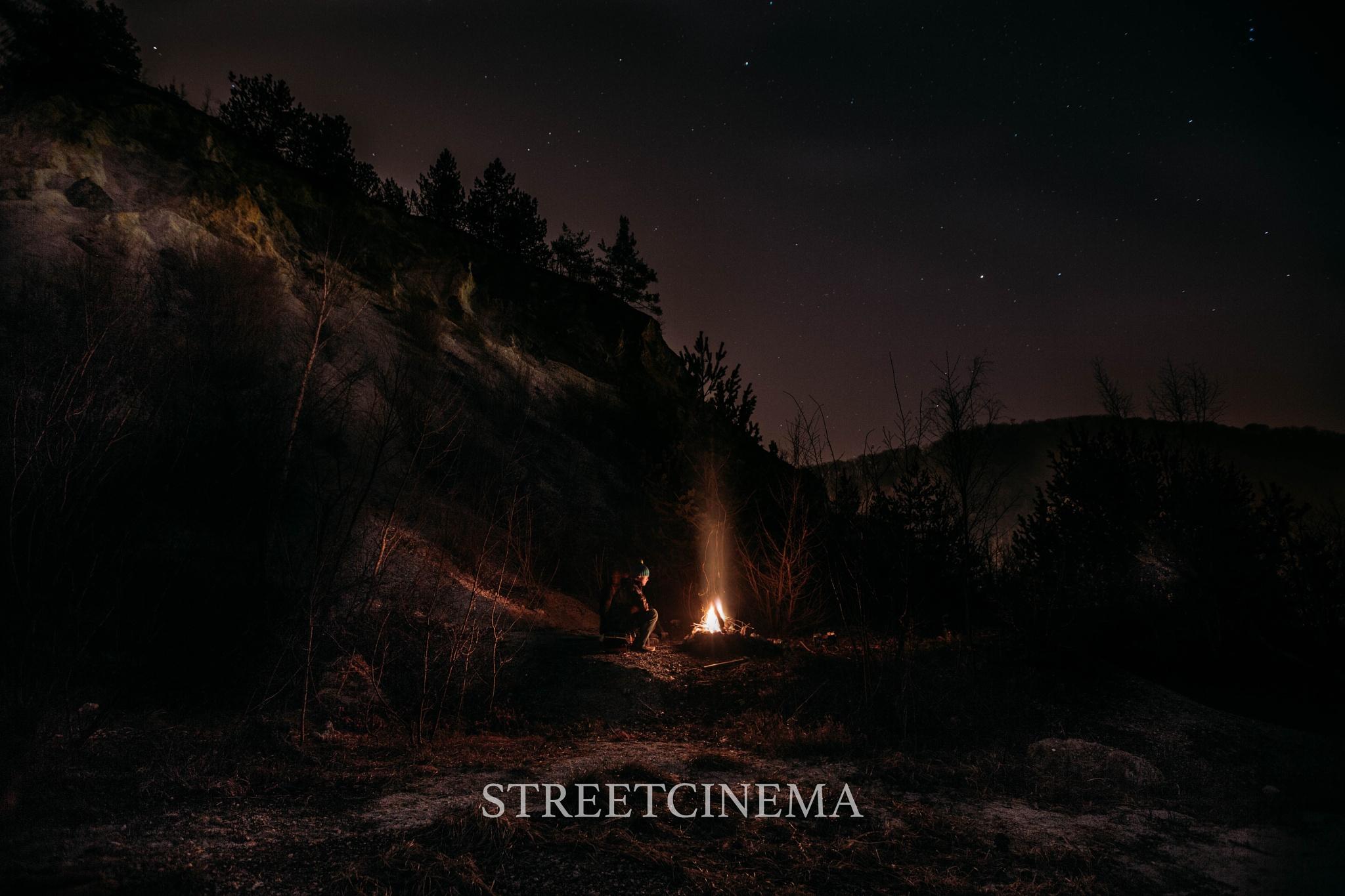 STREETCINEMA by Dominik