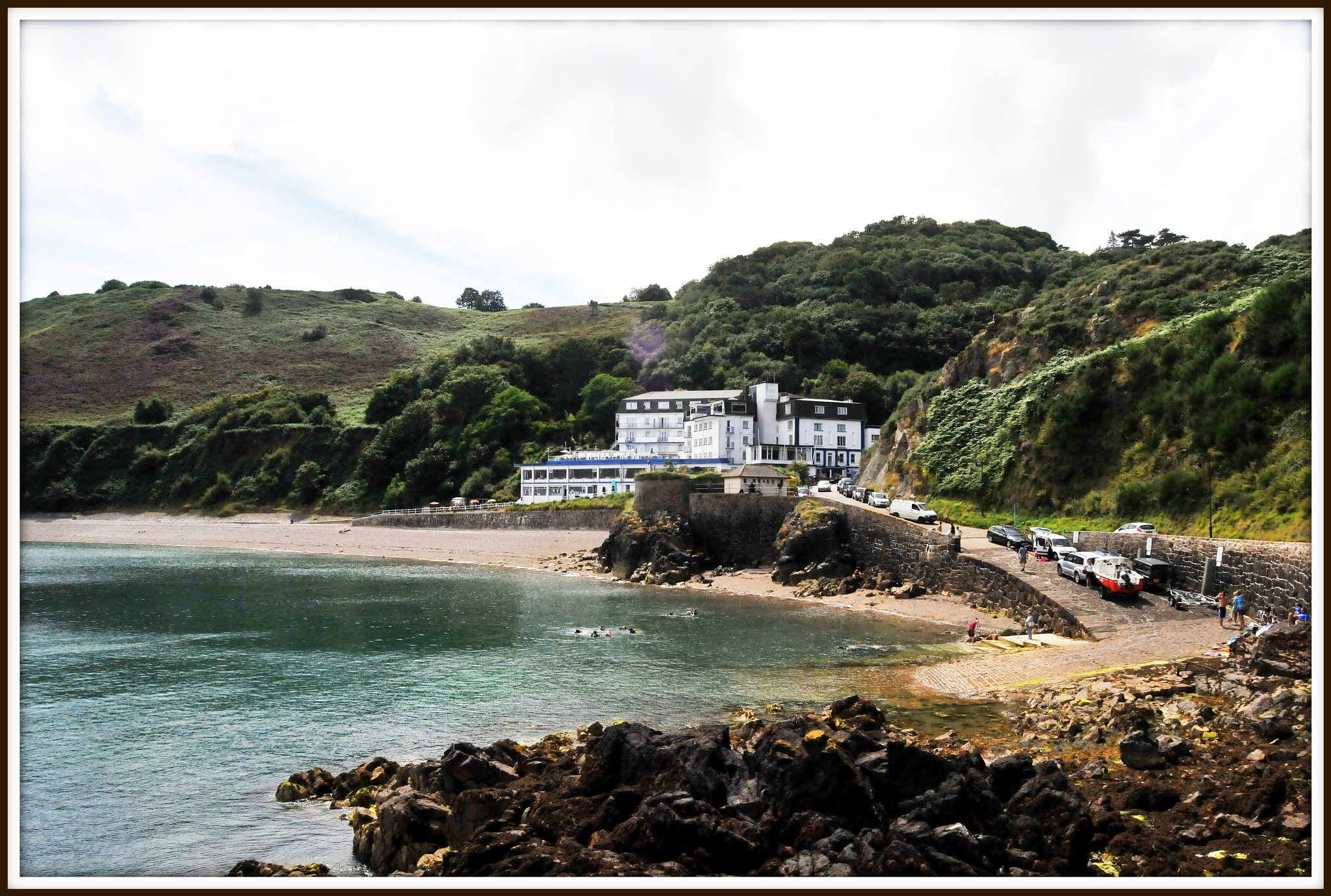 Bouley Bay Jersey by Chuculain