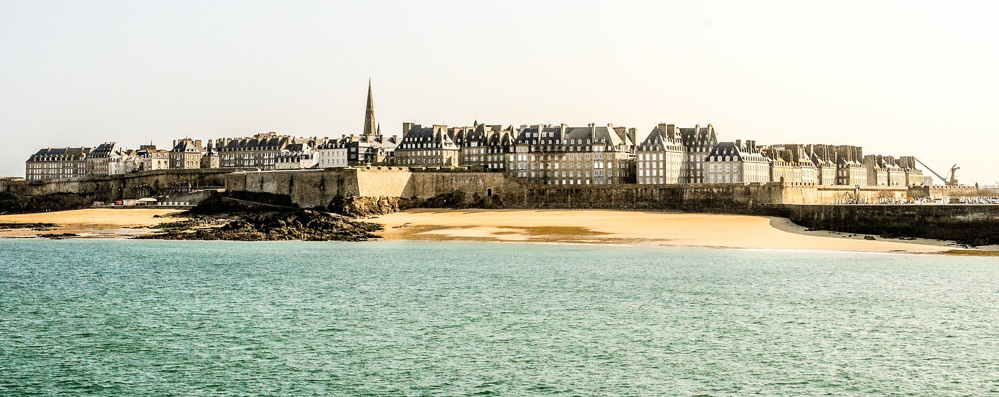St Malo by Chuculain