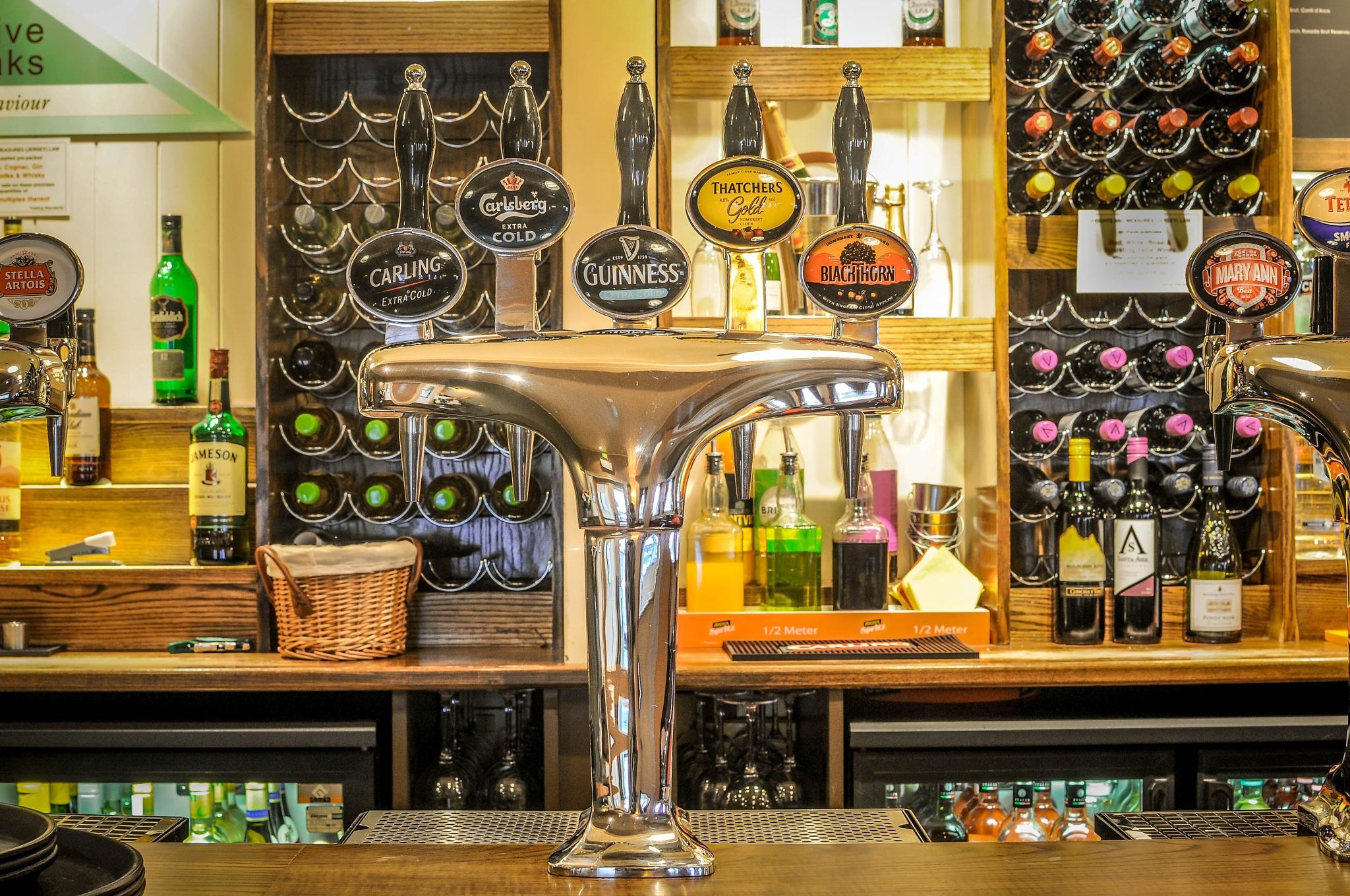 the bar by Chuculain