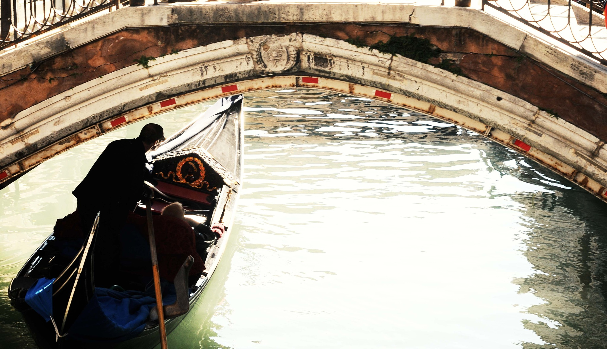 Gondolier by Chuculain