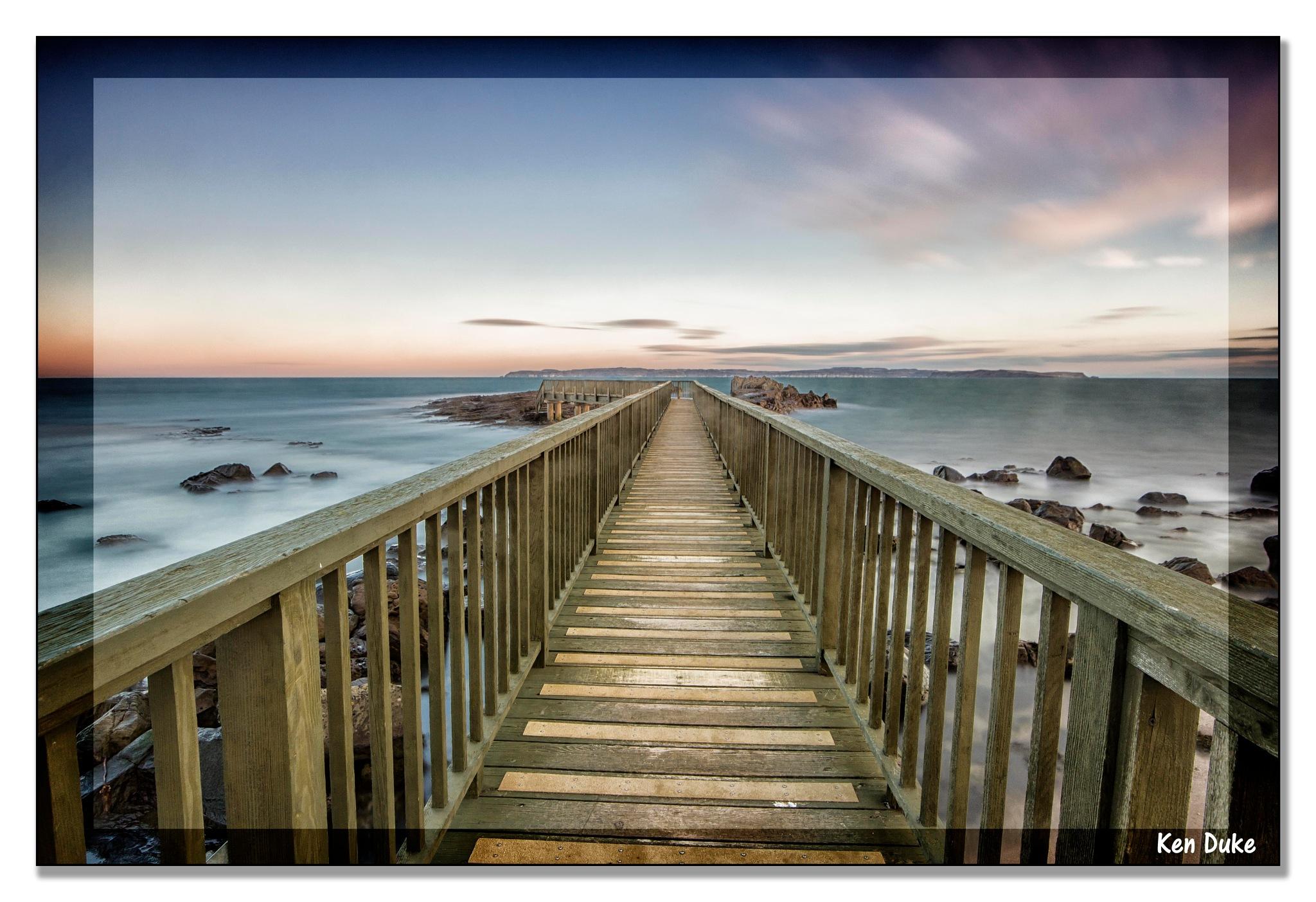 bridge to nowhere by KenDuke