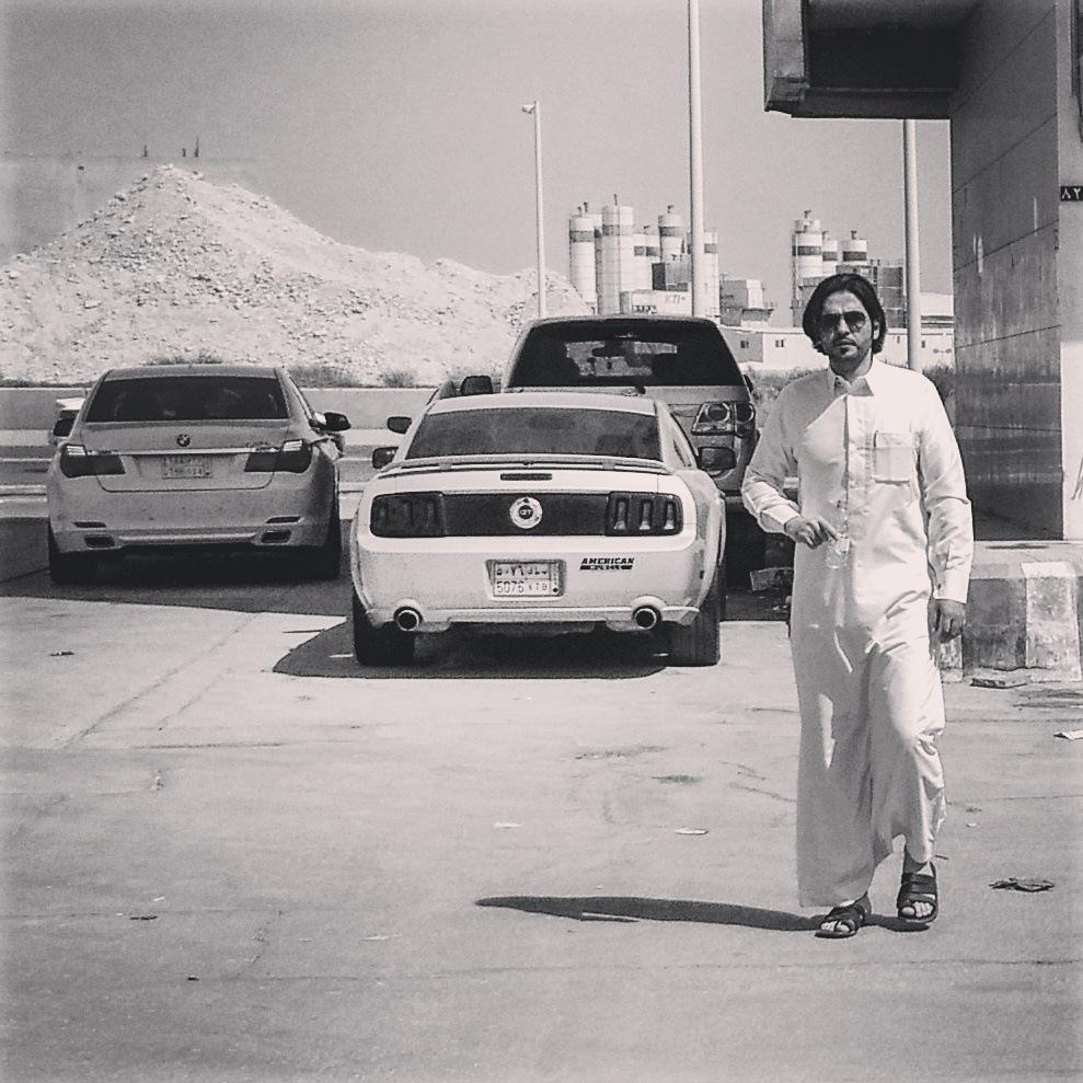 walking by Mohammed Mohsen Tolba
