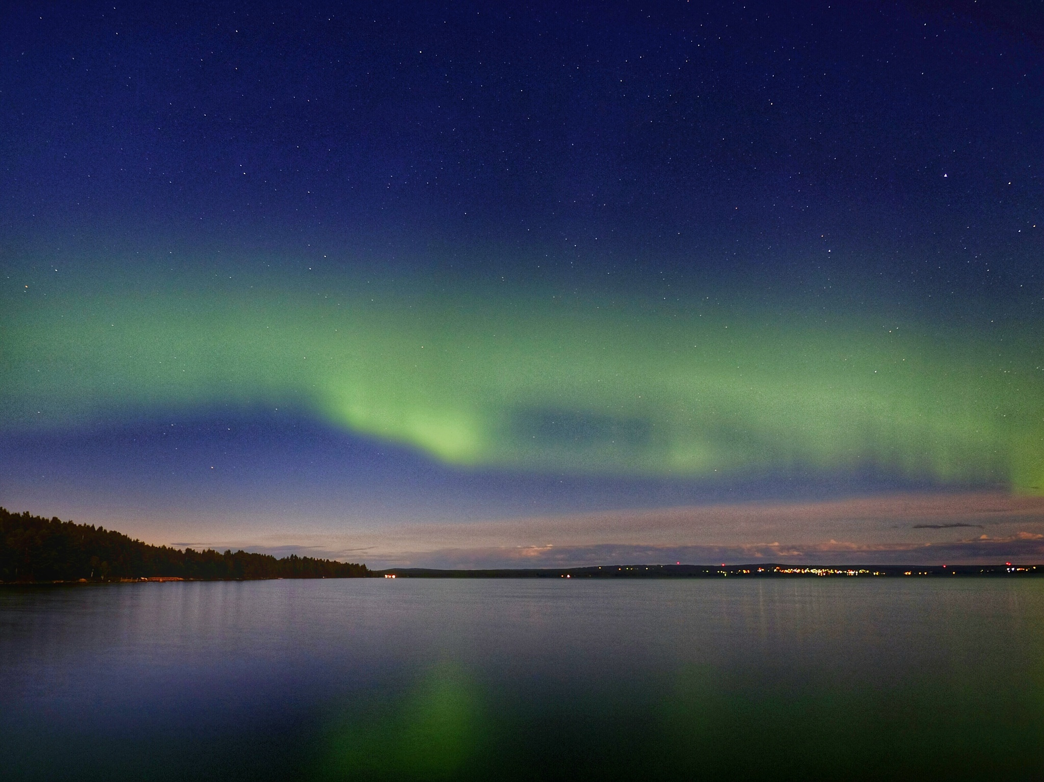 Northernlights  by 247Leksand