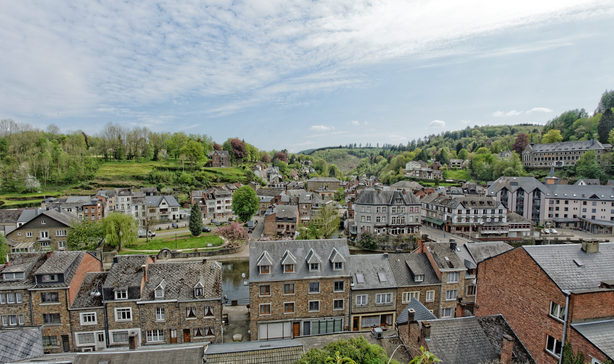 Miniature city 'corrected' by Edgar 't Hart