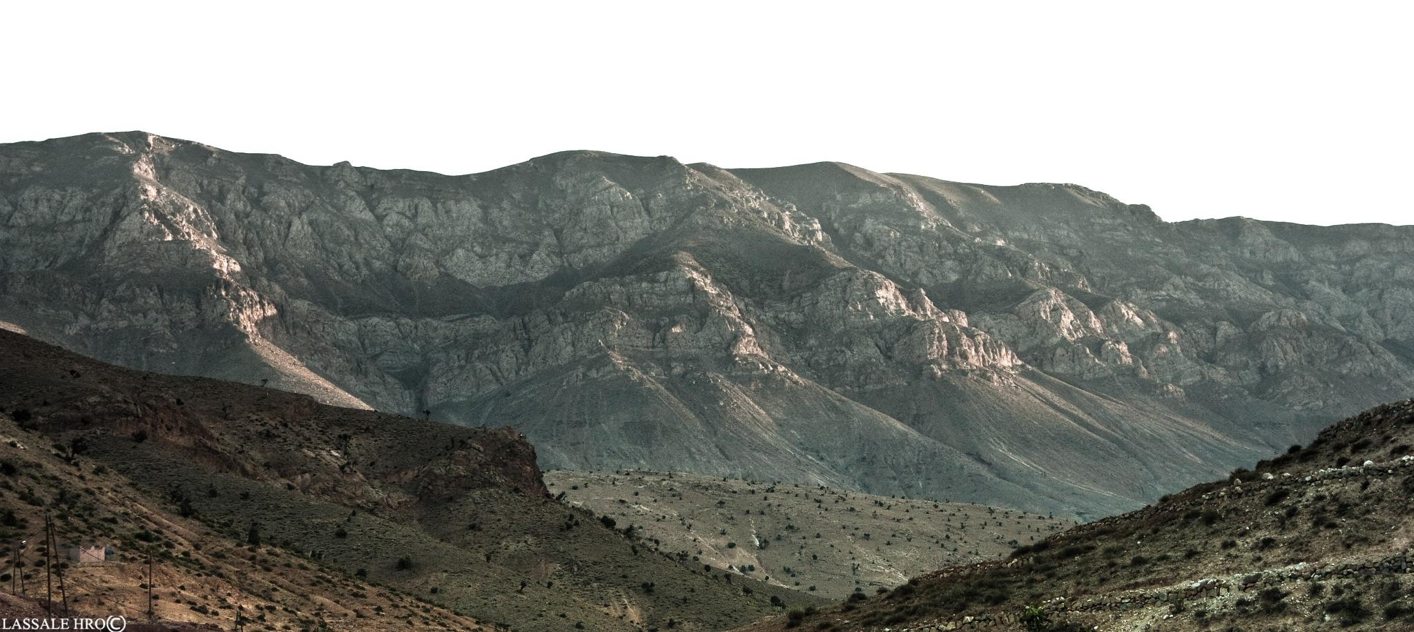 mountain by Assou Lassale