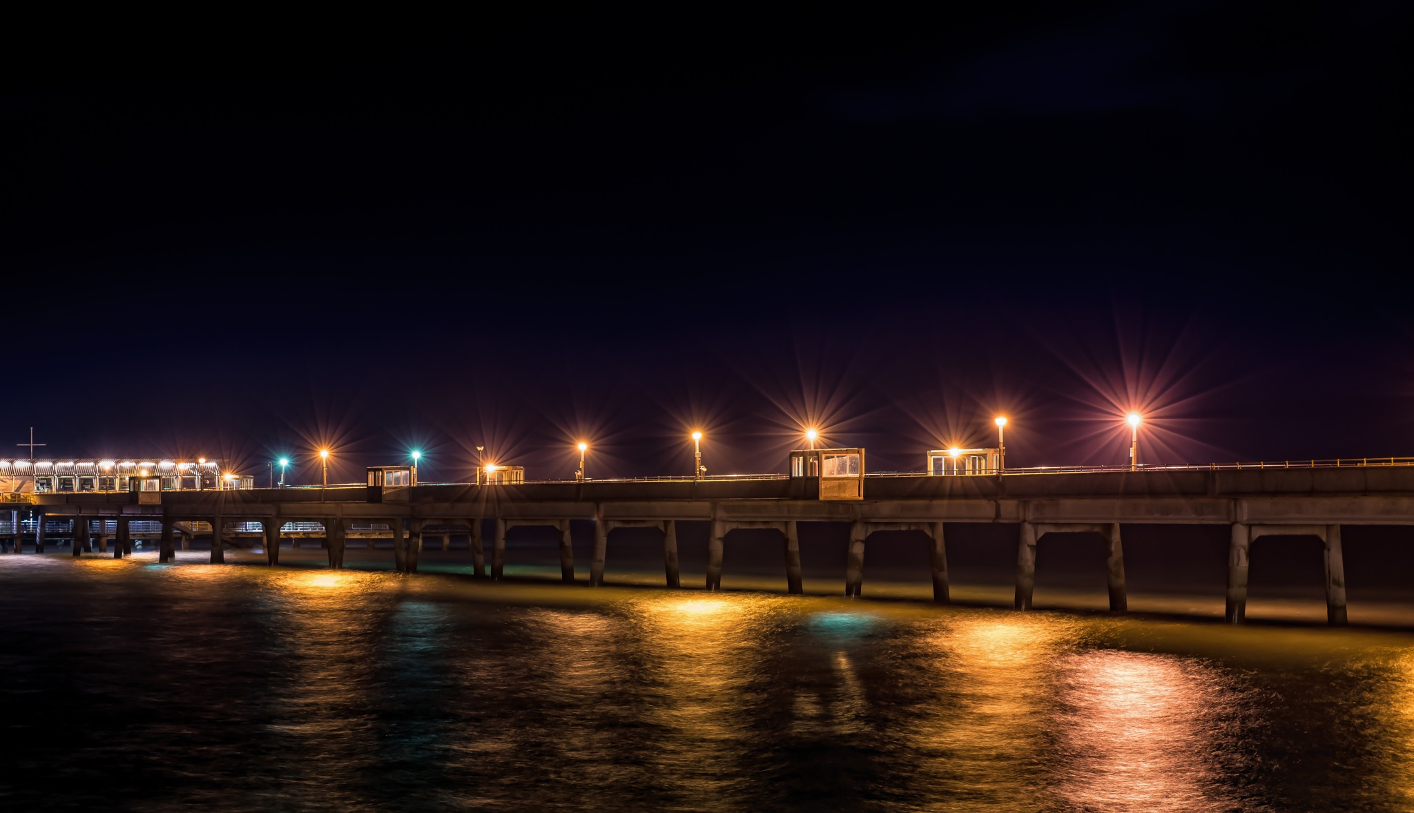 Deal Pier, Kent by Smudgedphotography