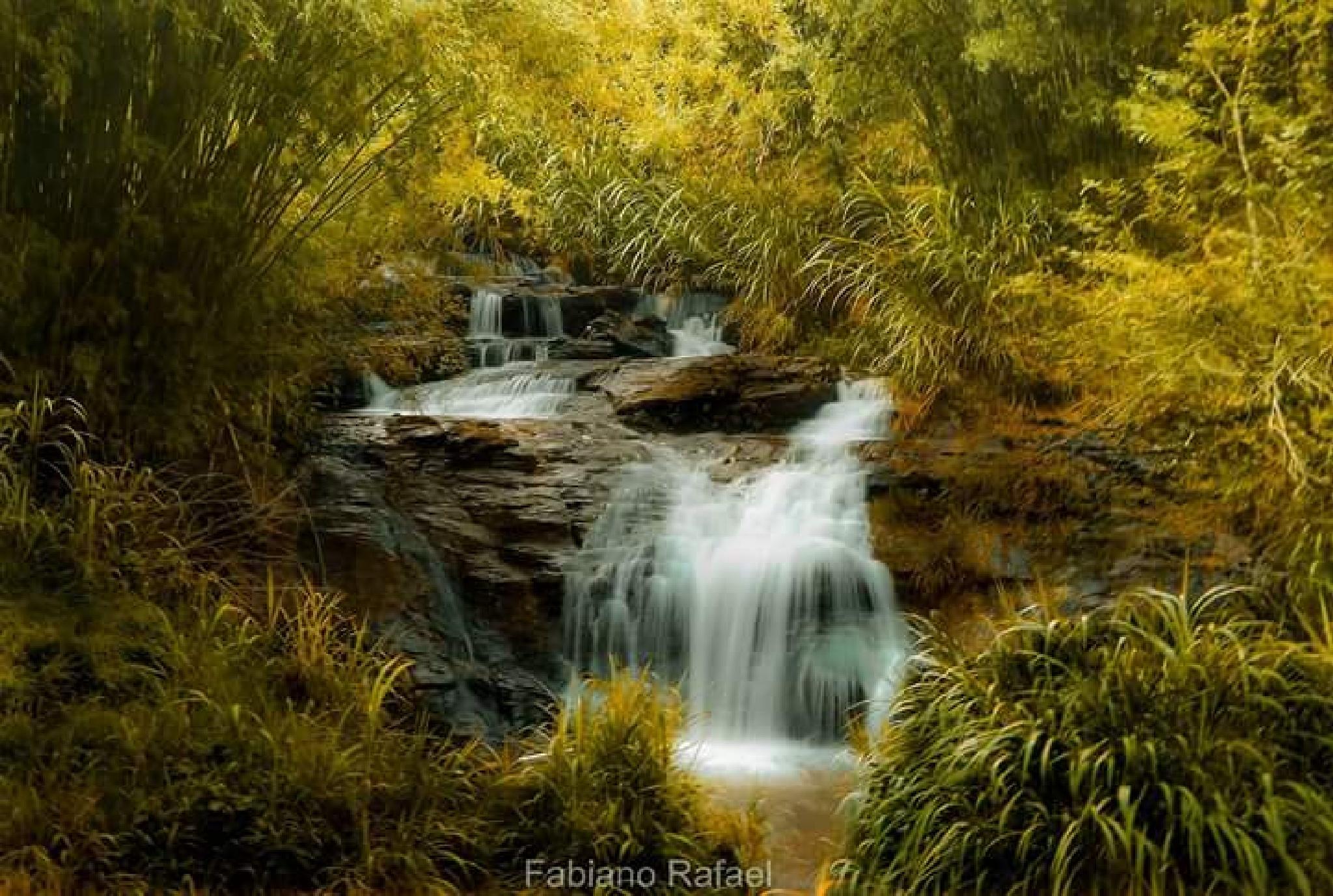 Waterfall by Fabiano Rafael