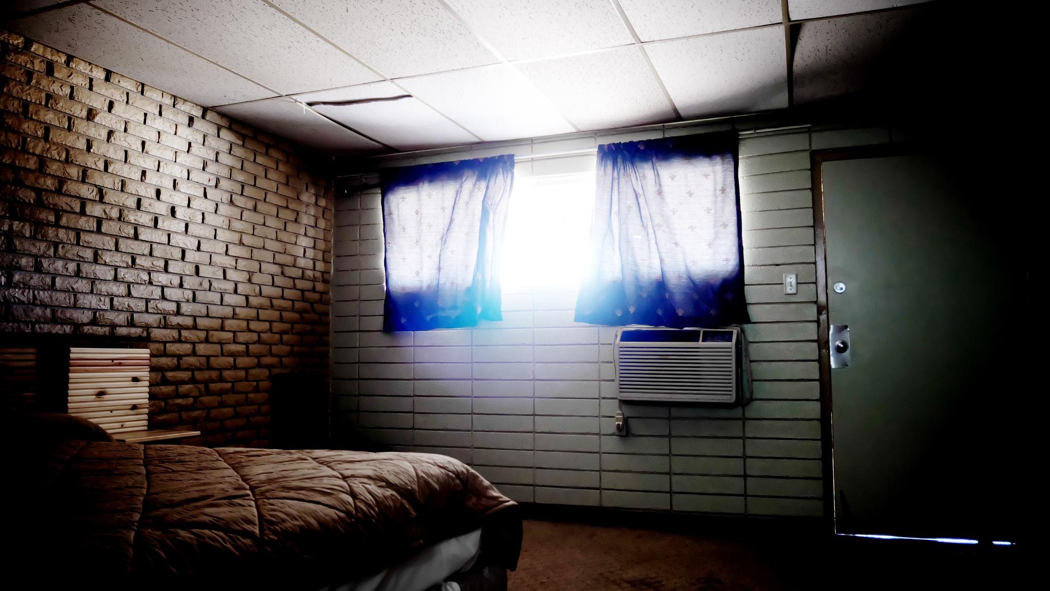 motel's room by florianforleo
