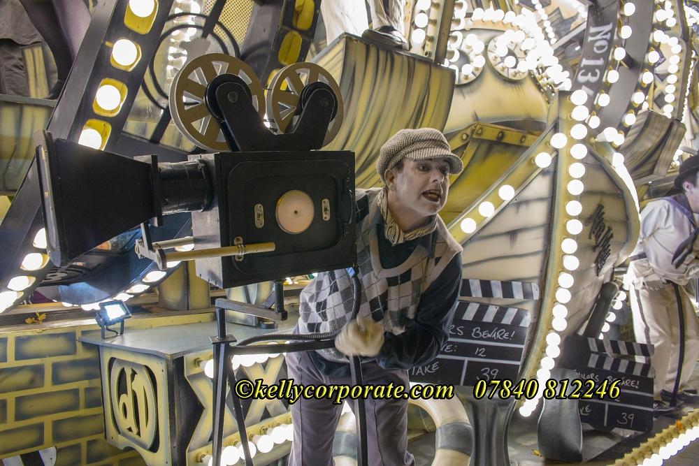 Glastonbury Carnival 2015  / 4 by peterkelly