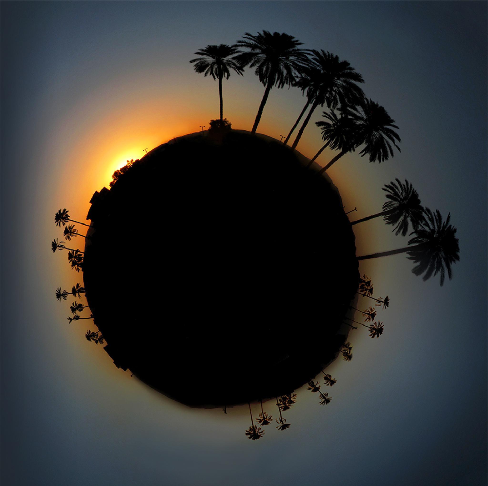 aloanely planet by Milad Eslamzadeh